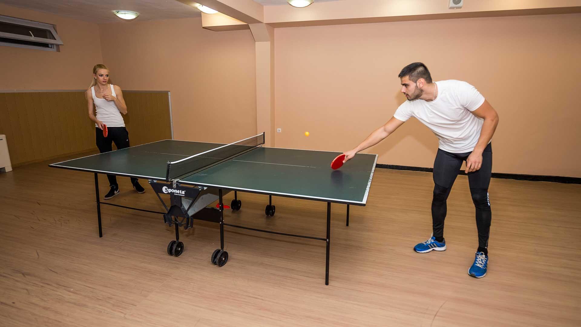 Спа Хотел Хисар - тенис на маса