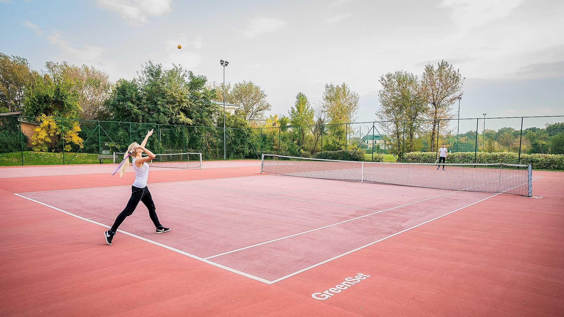 Спа Хотел Хисар - тенис