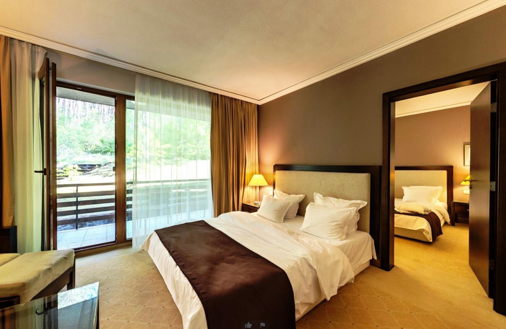 Спа Хотел Велина 4* - двуспален апартамент