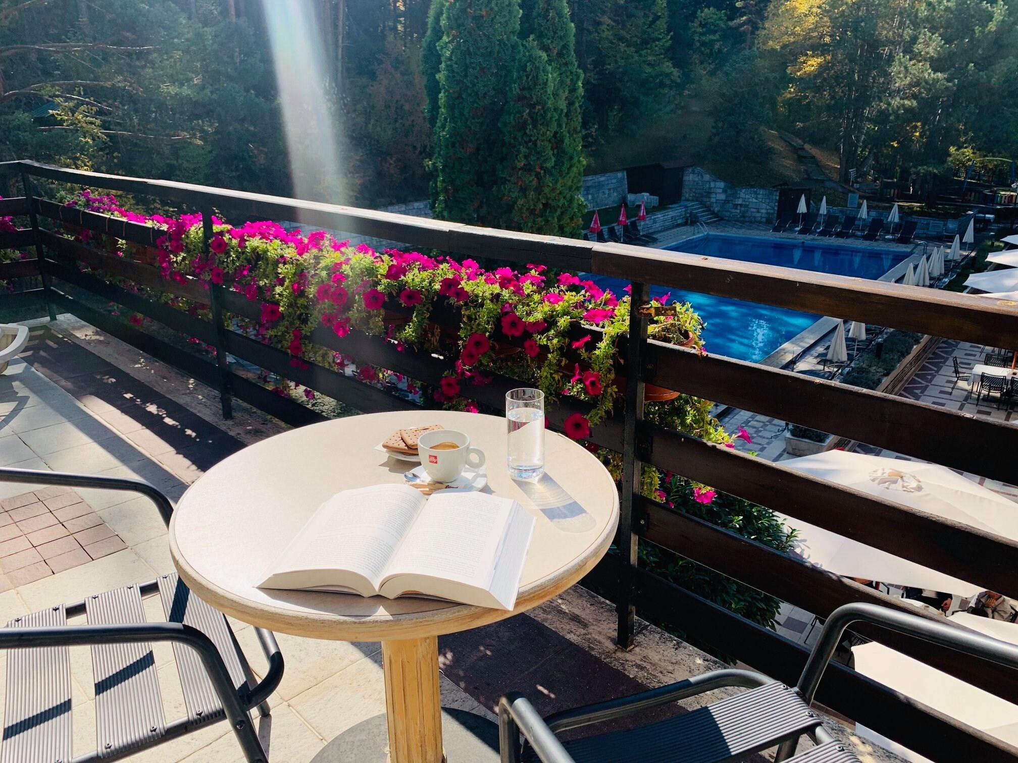 Спа Хотел Велина 4* - балкон