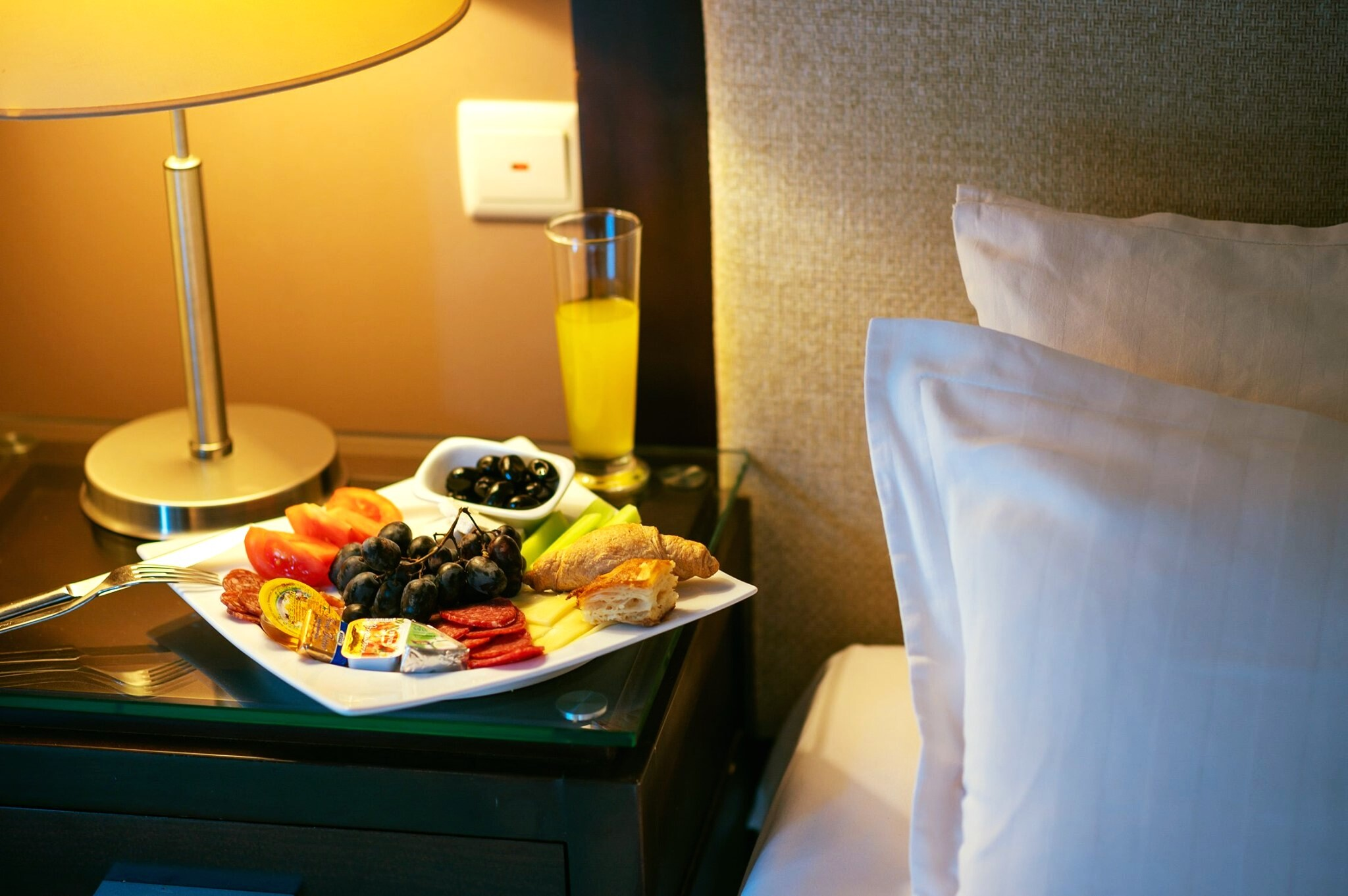 Спа Хотел Велина 4* - закуска в леглото