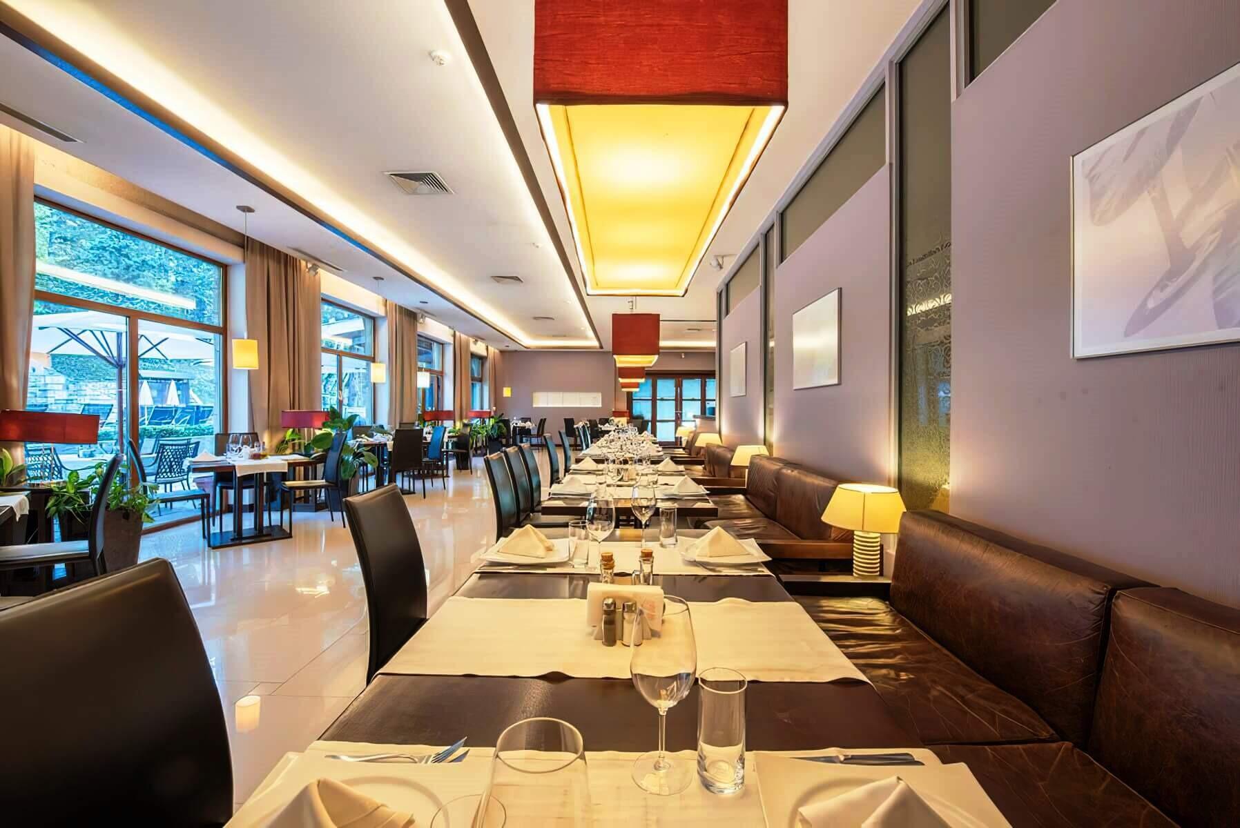 Спа Хотел Велина 4* - основен ресторант