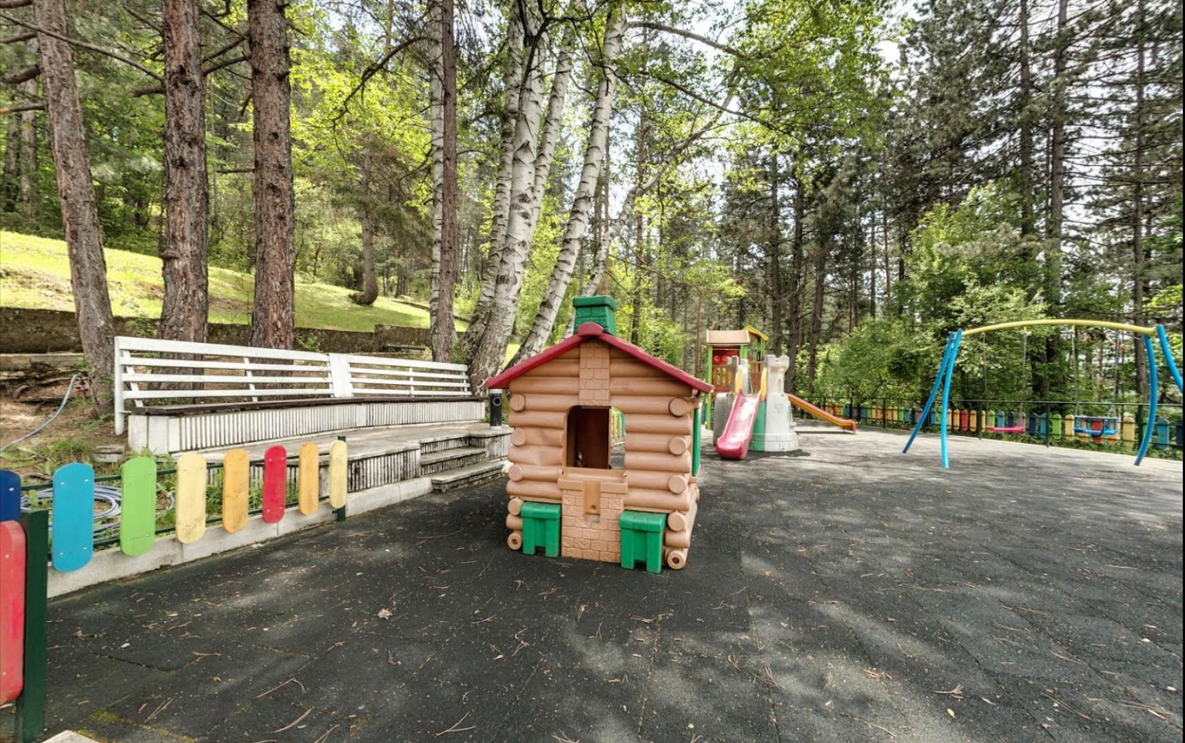 Спа Хотел Велина 4* - детска площадка