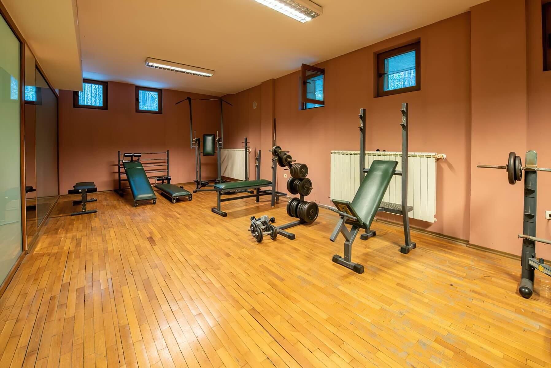 Спа Хотел Велина 4* - фитнес зала