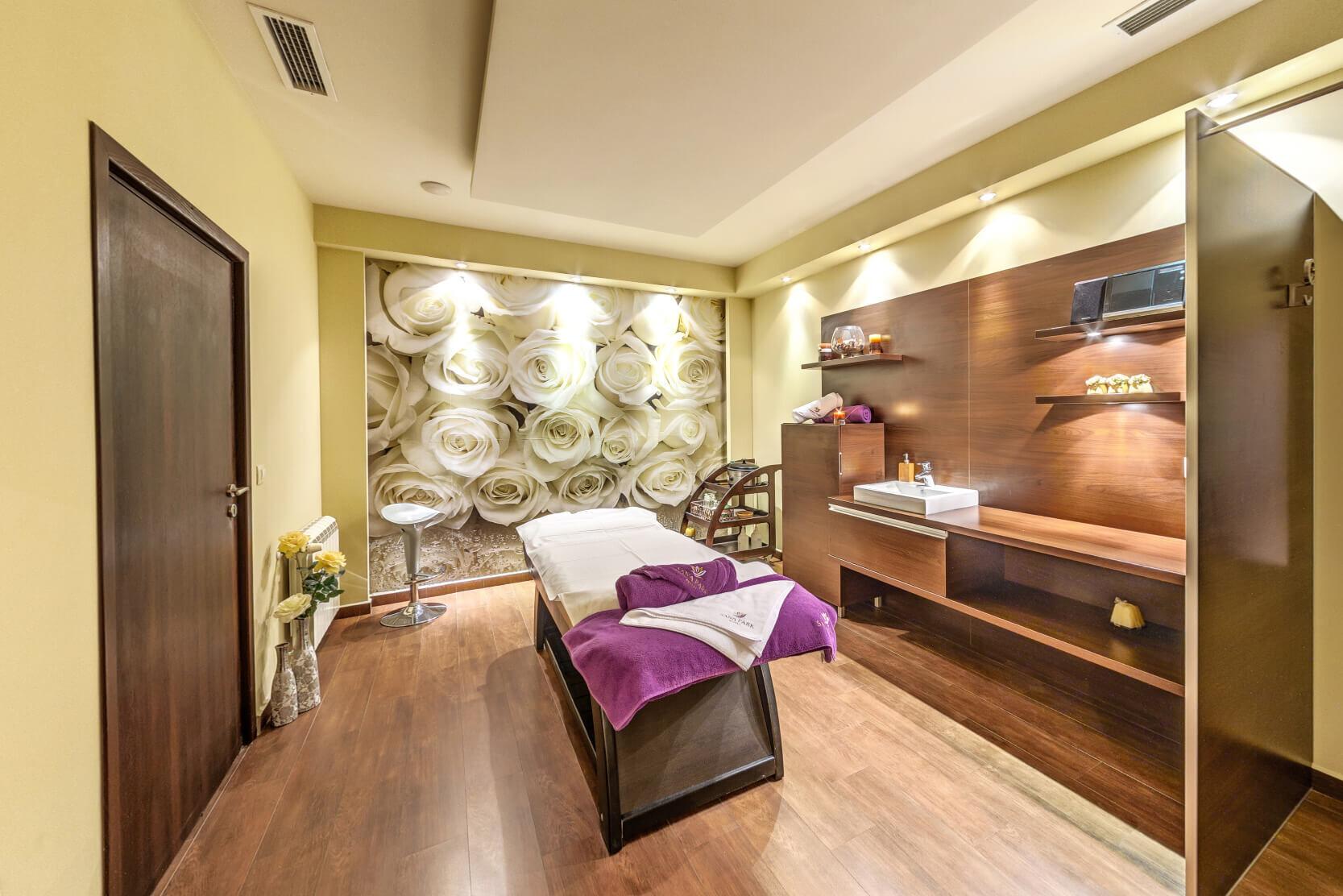 Сана Спа Хотел - стая за масажи