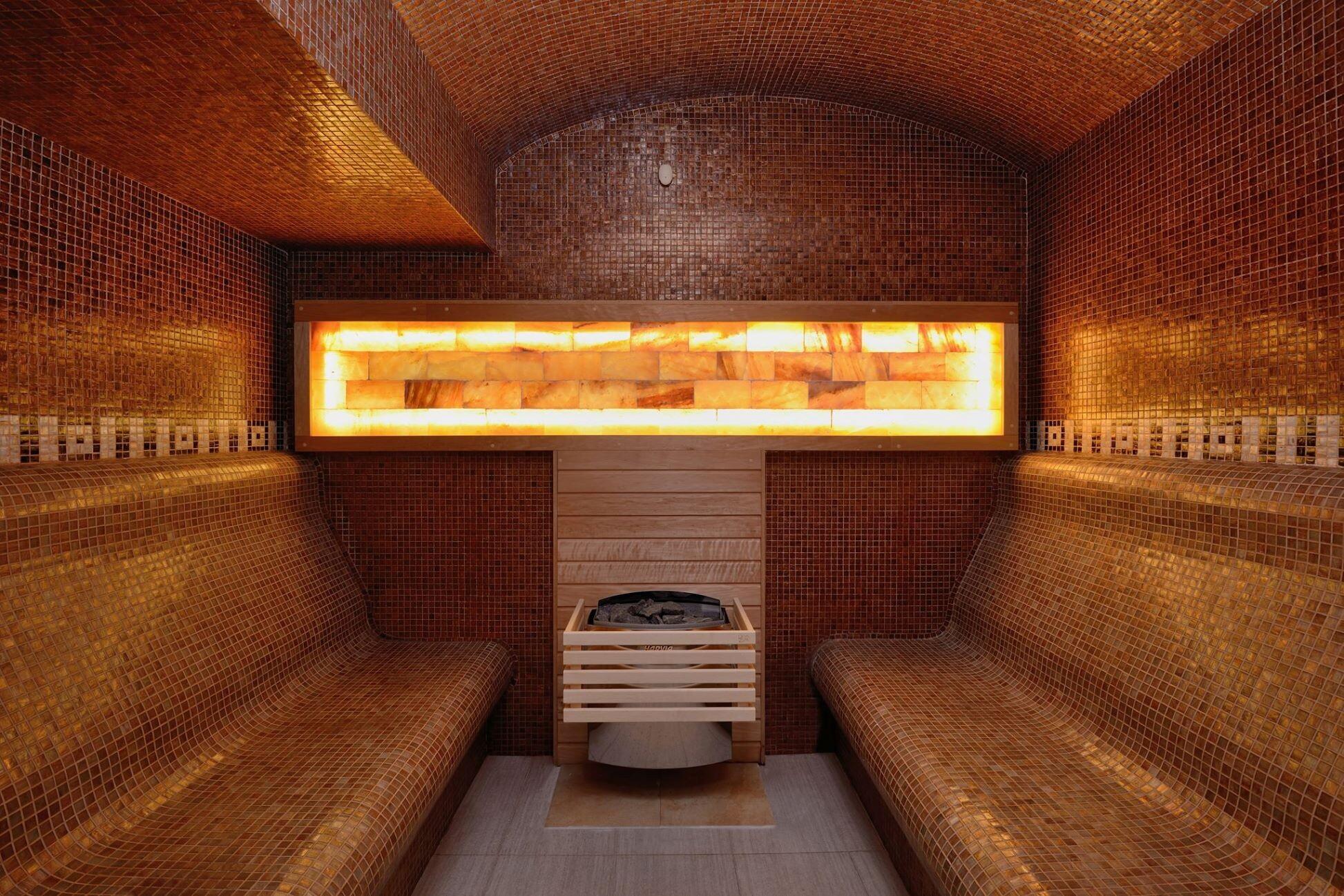 Сана Спа Хотел - парна баня