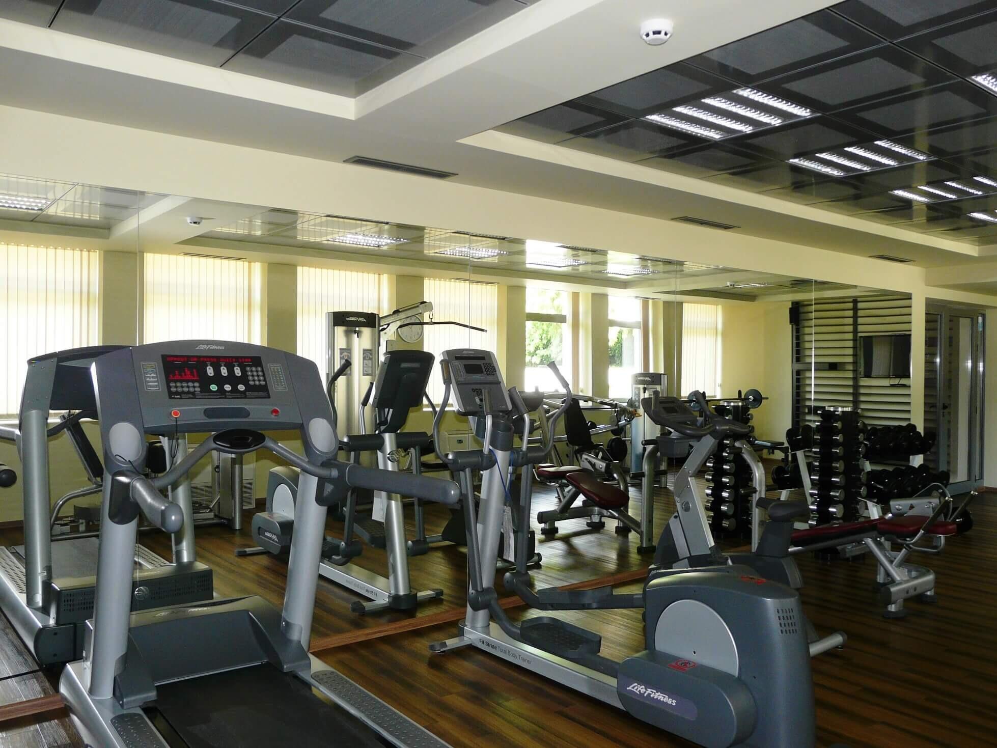 Сана Спа Хотел - фитнес