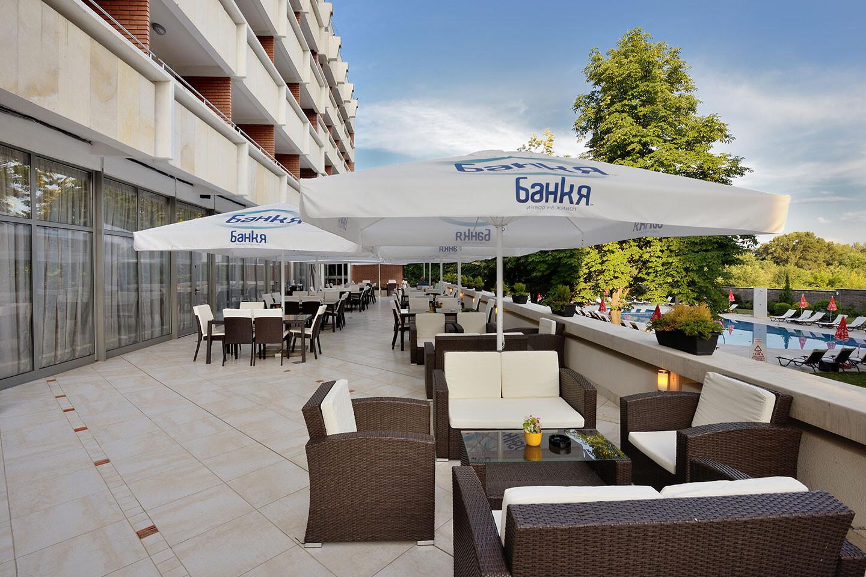 Сана Спа Хотел - кафе