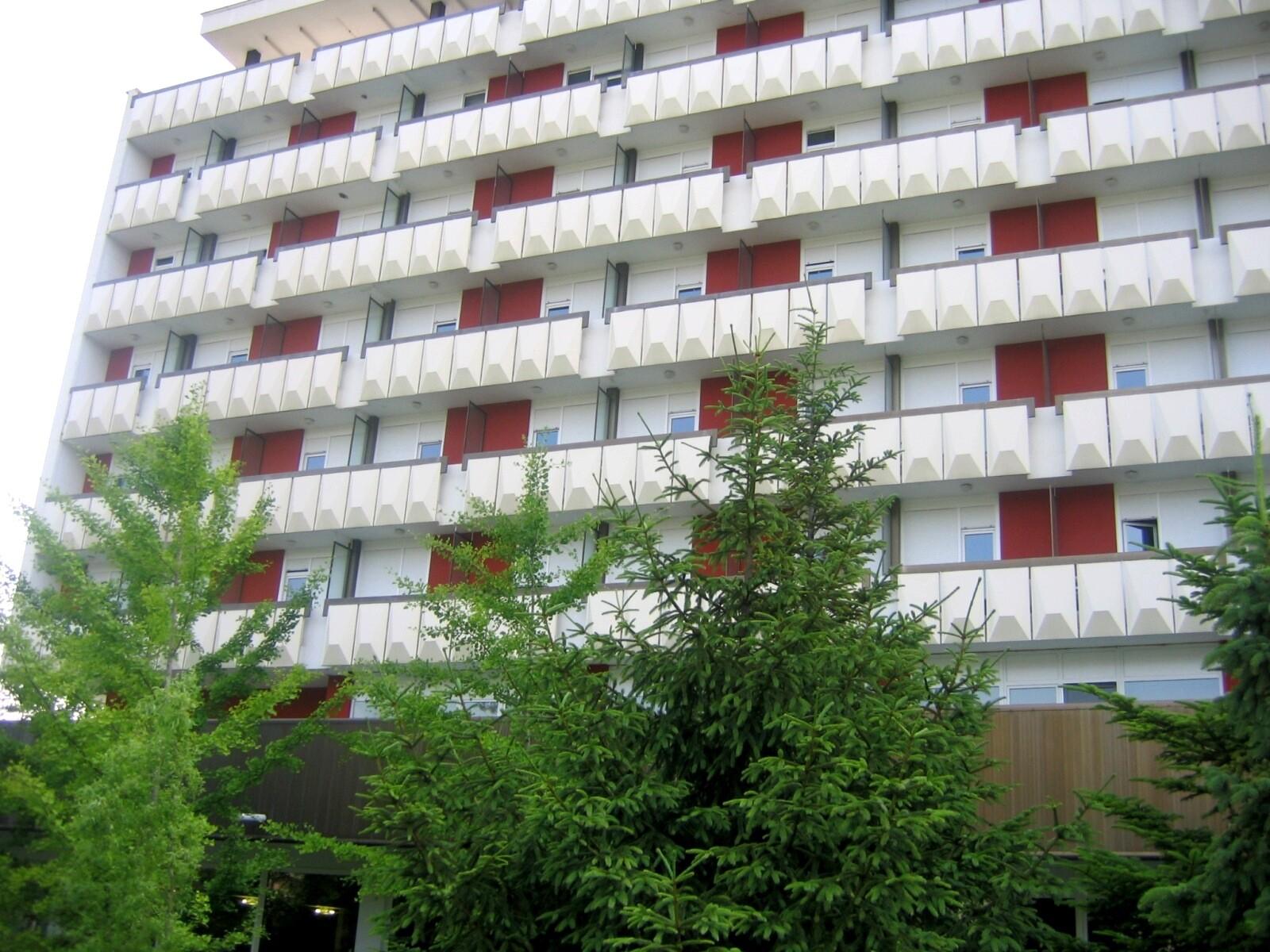 Спа Хотел Аугуста - балкон