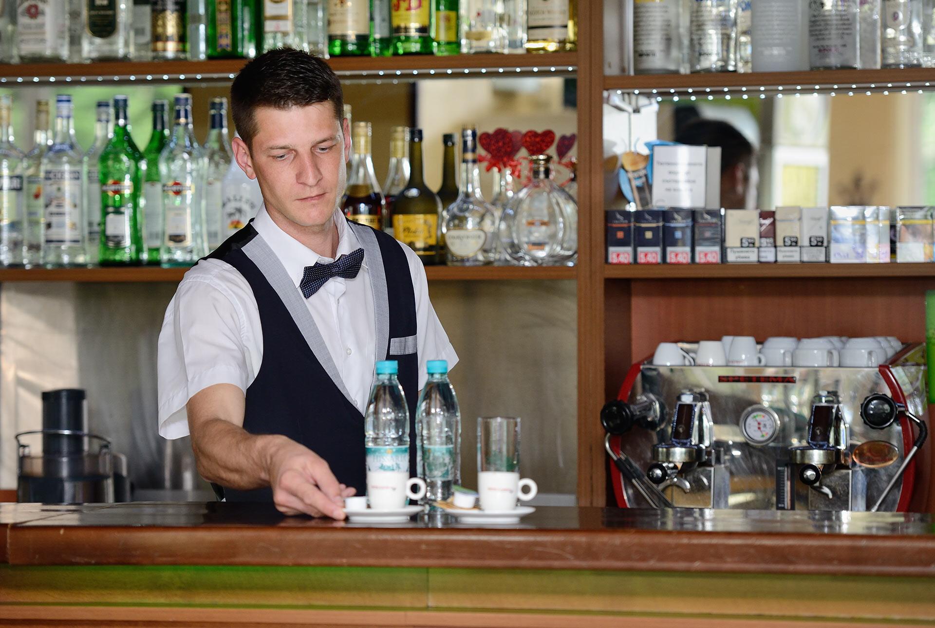 Спа Хотел Аугуста - лоби бар