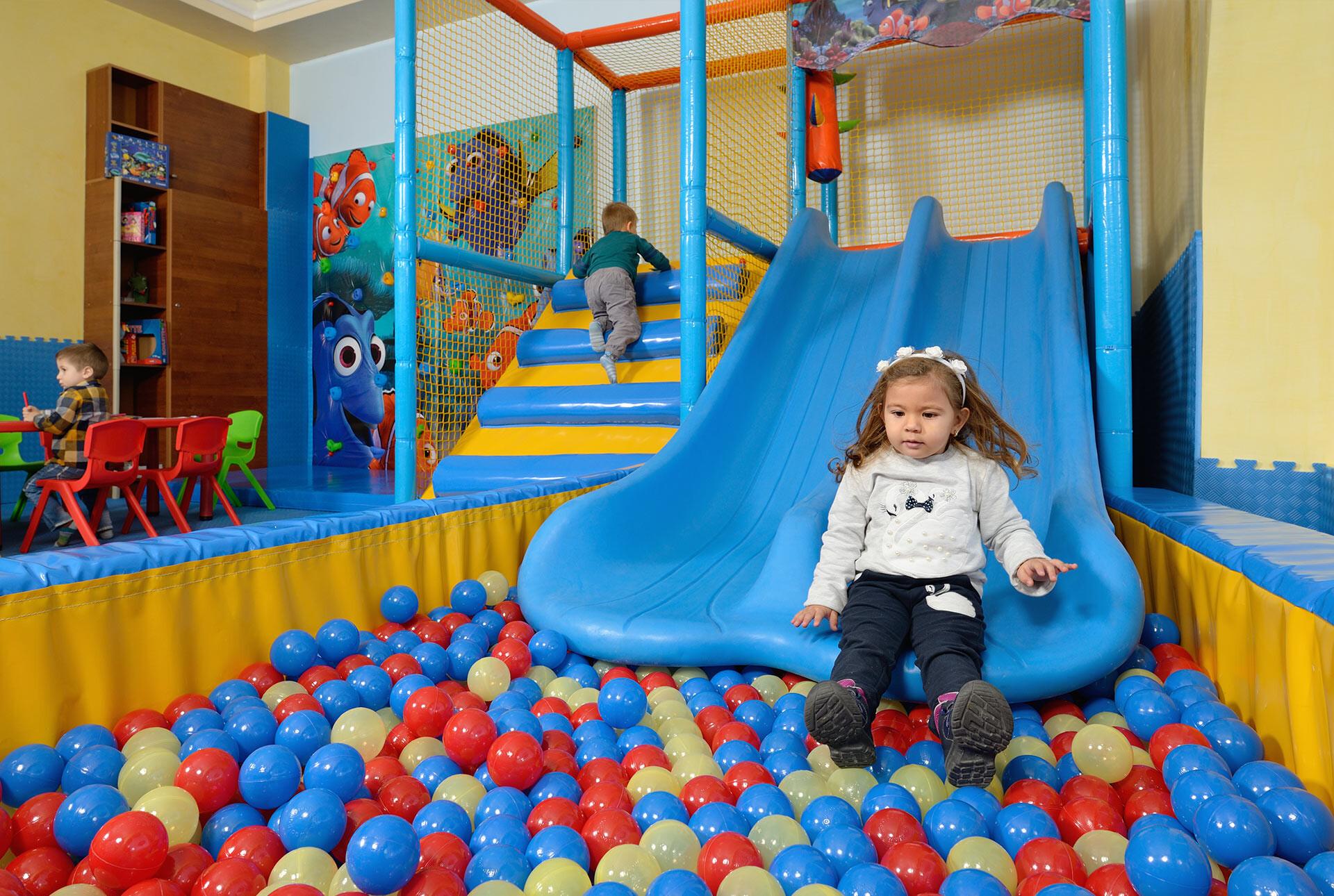 Спа Хотел Аугуста - детски кът