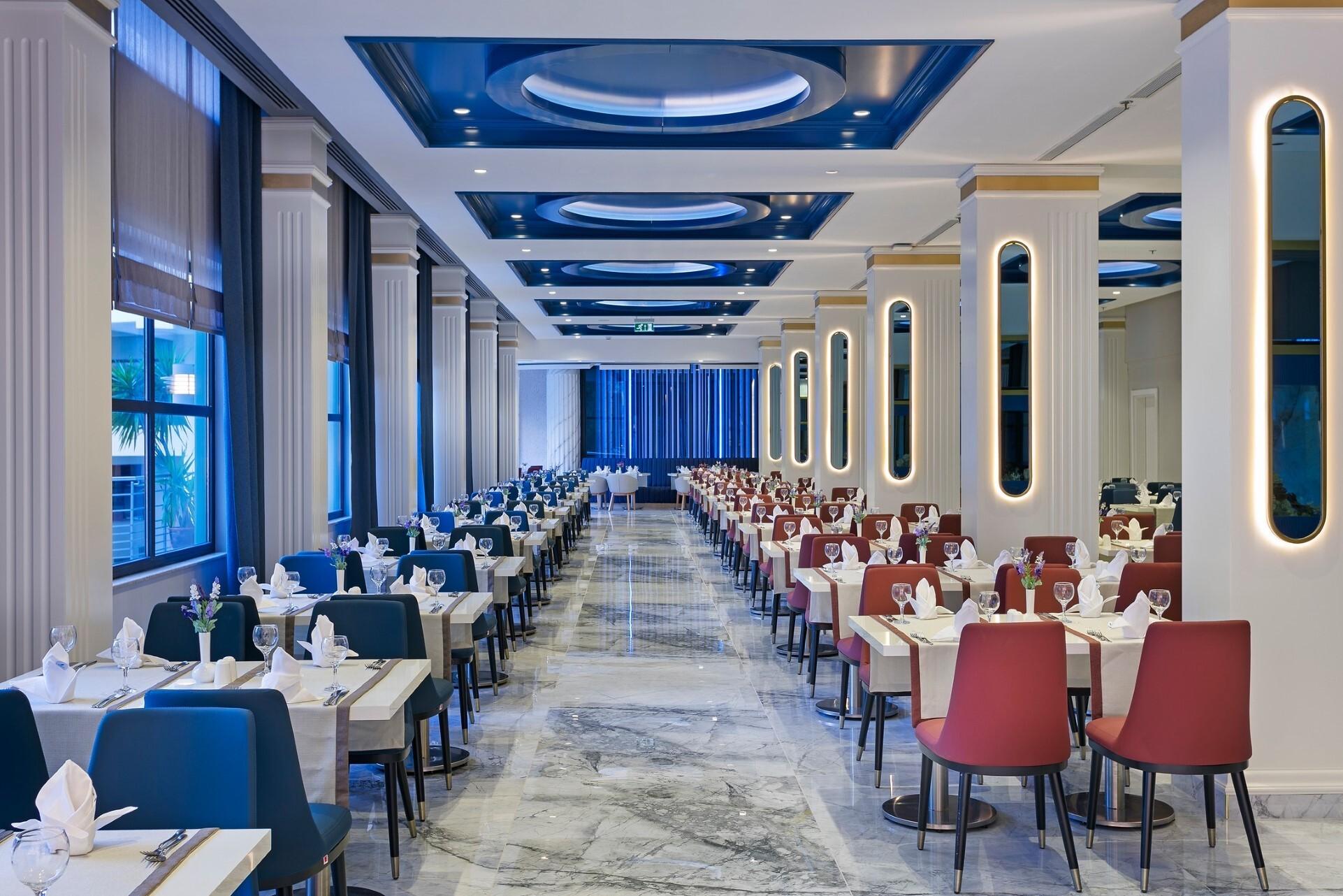 Limak Atlantis De Luxe - ресторант