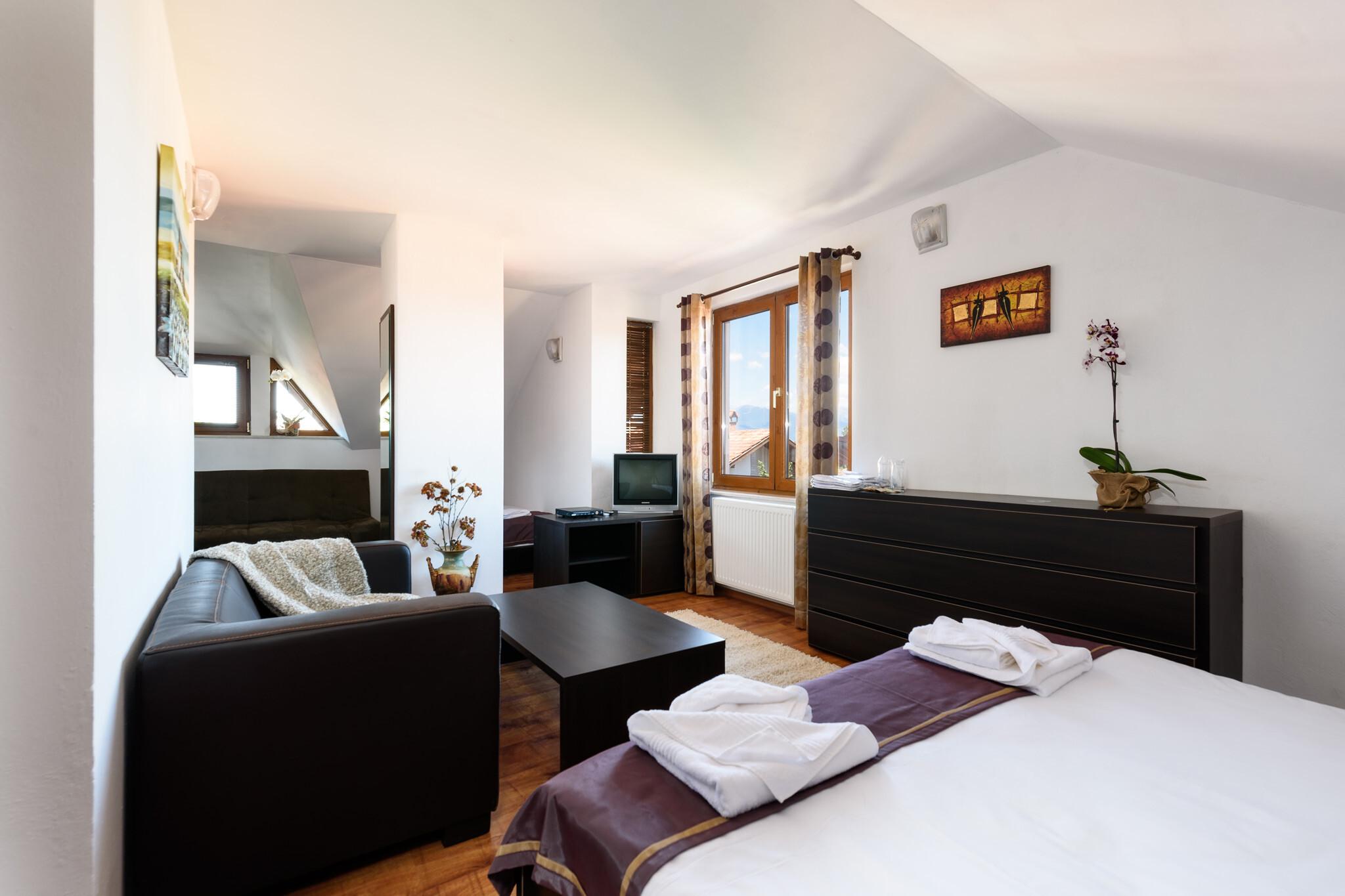 Хотел Кампанела 3* - малък апартамент