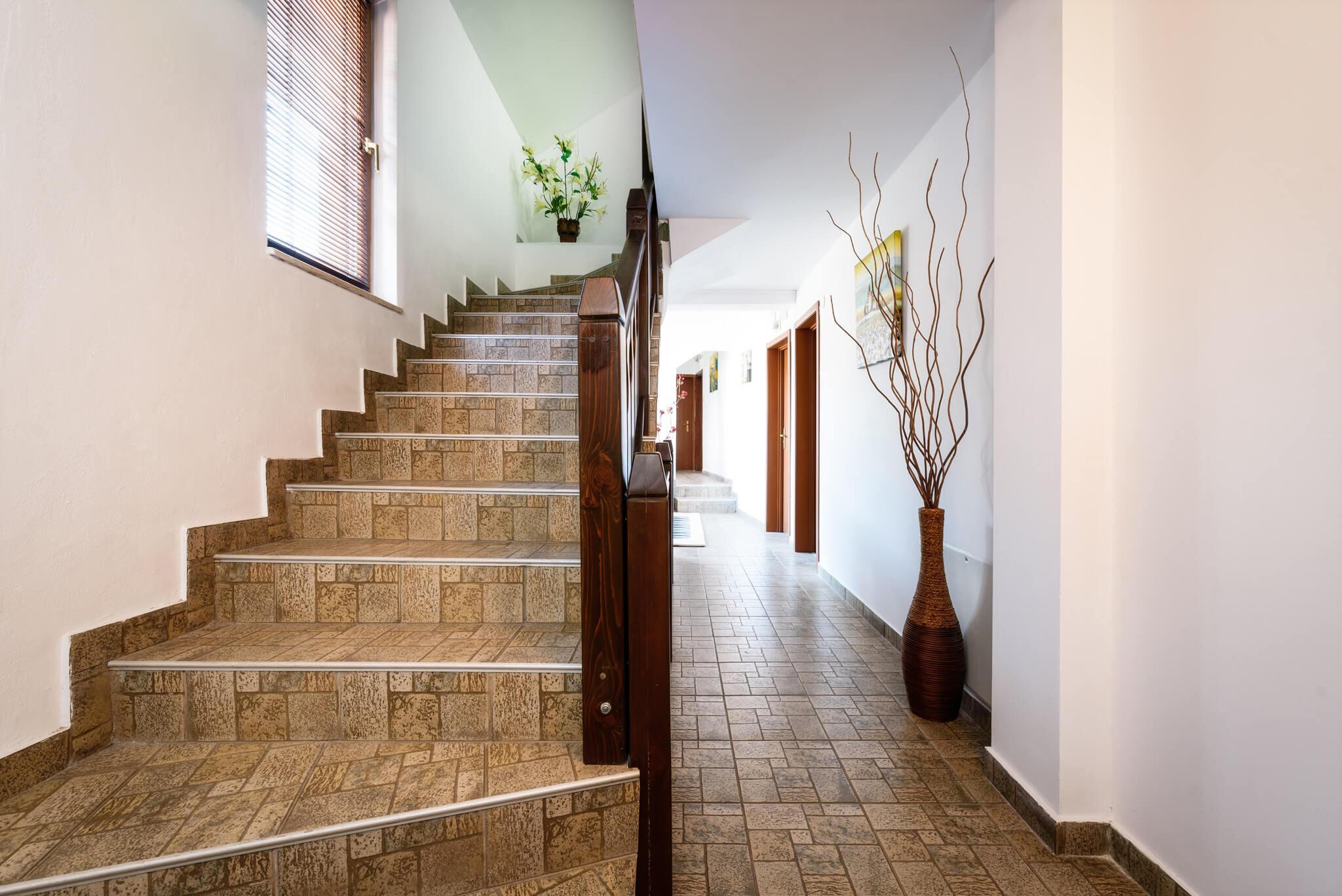 Хотел Кампанела 3* - стълбище