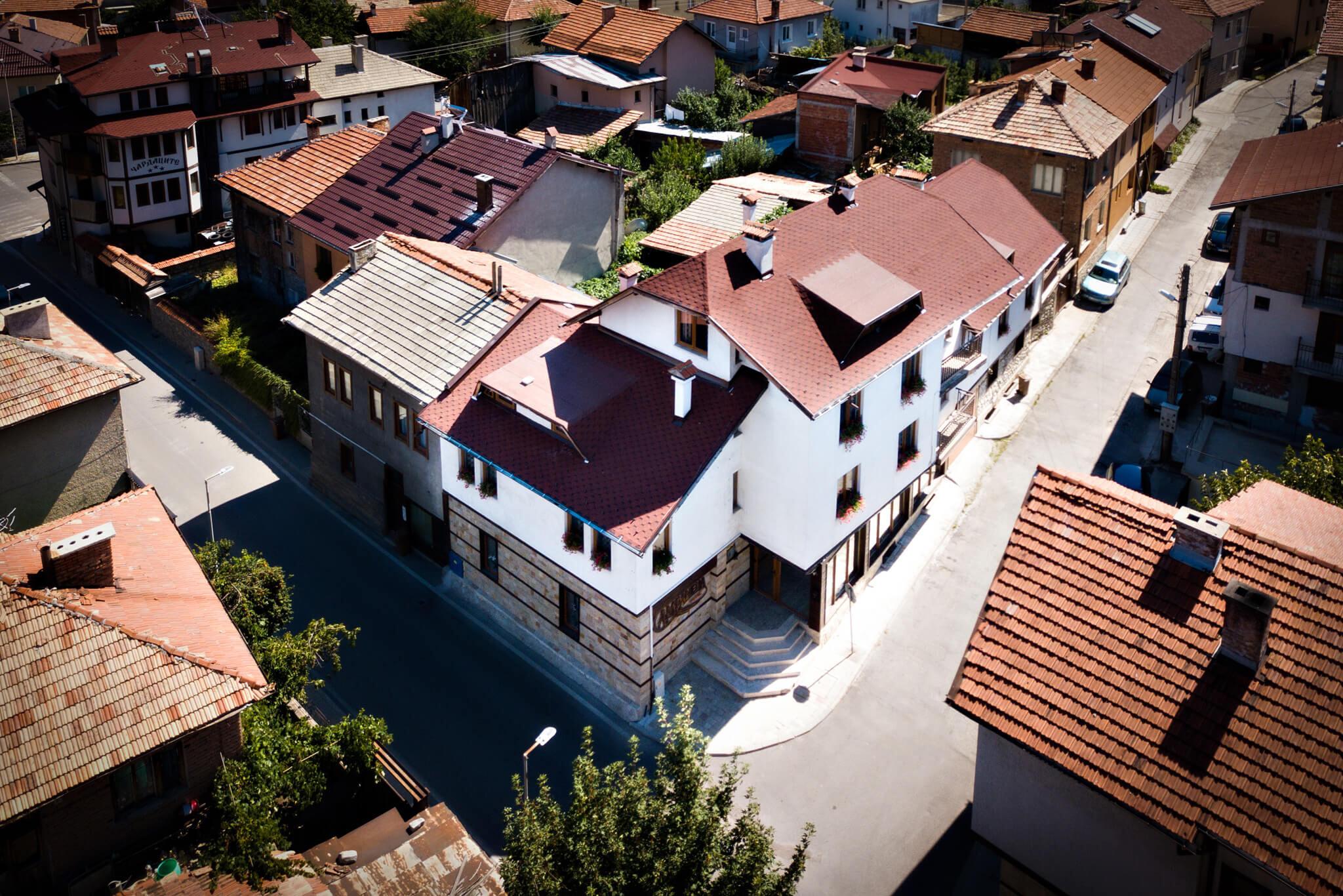 Хотел Кампанела 3* - общ изглед