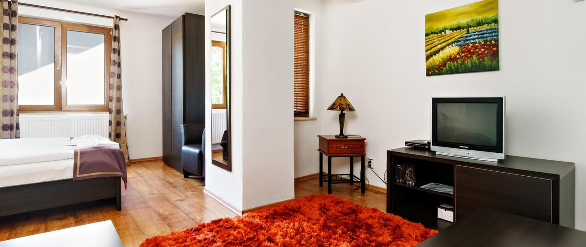 Хотел Кампанела 3* - двойна делукс стая