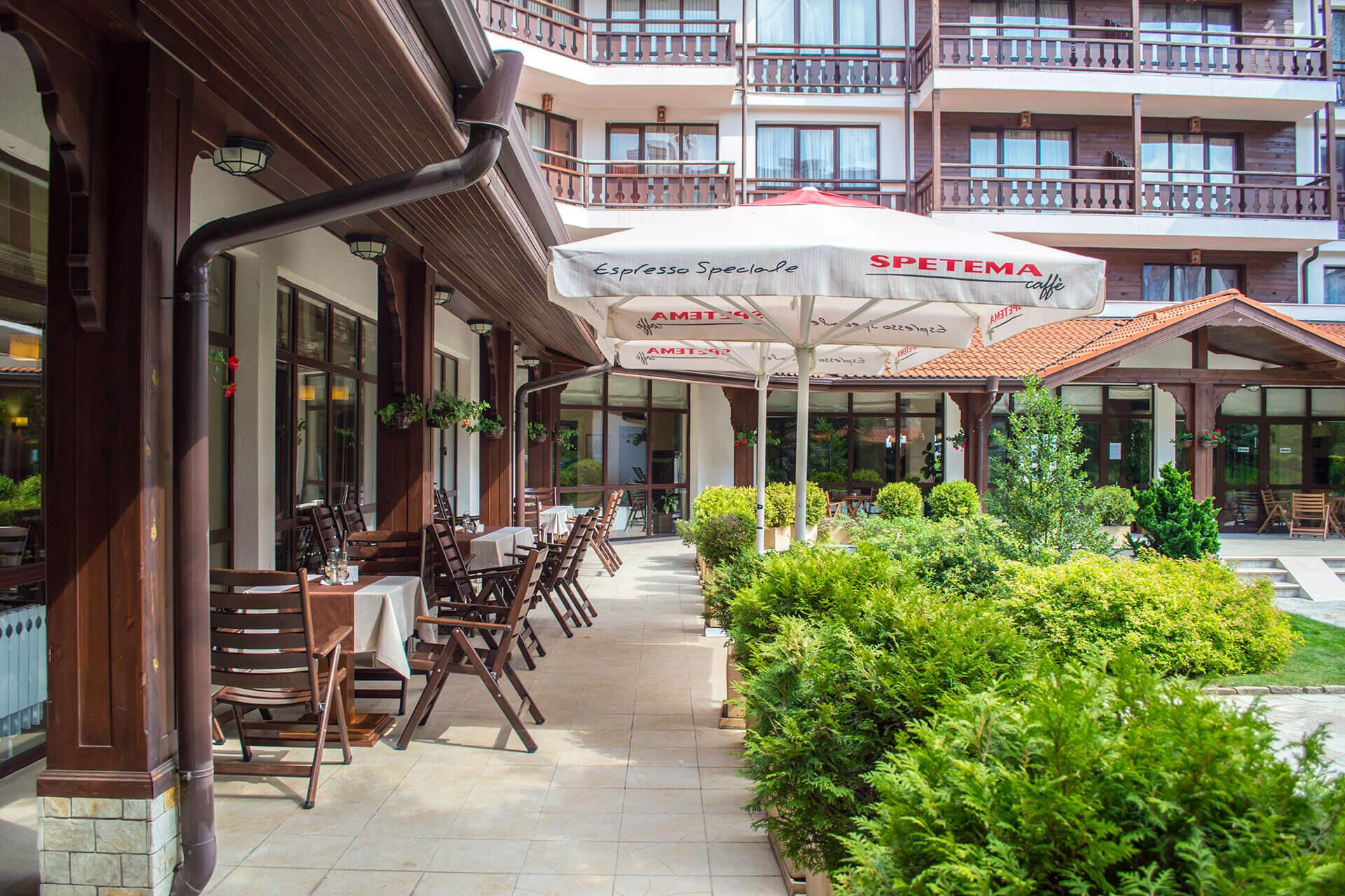 Уинслоу Инфинити & Спа - Банско, България