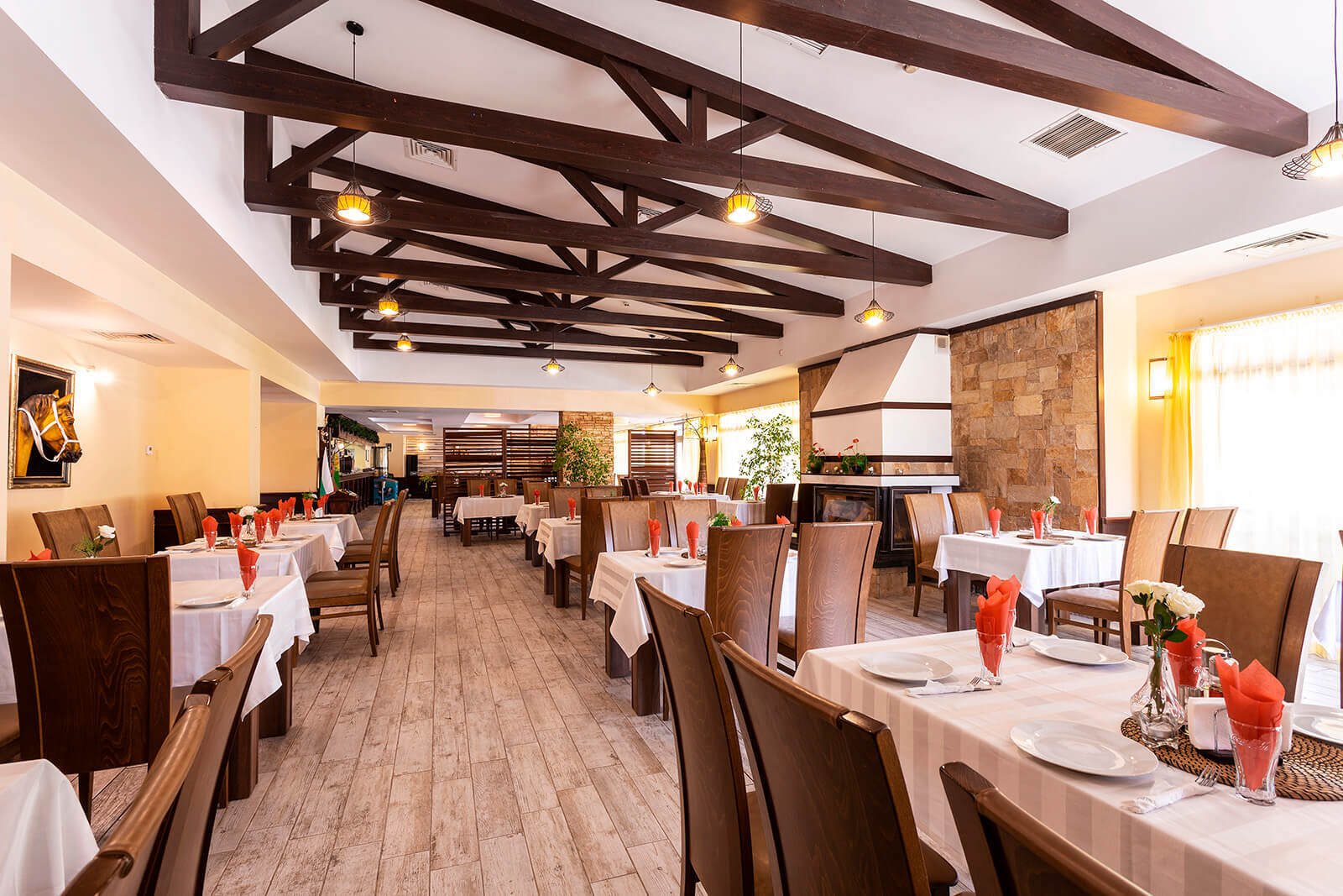 Спа хотел Аспа Вила 3* - ресторант