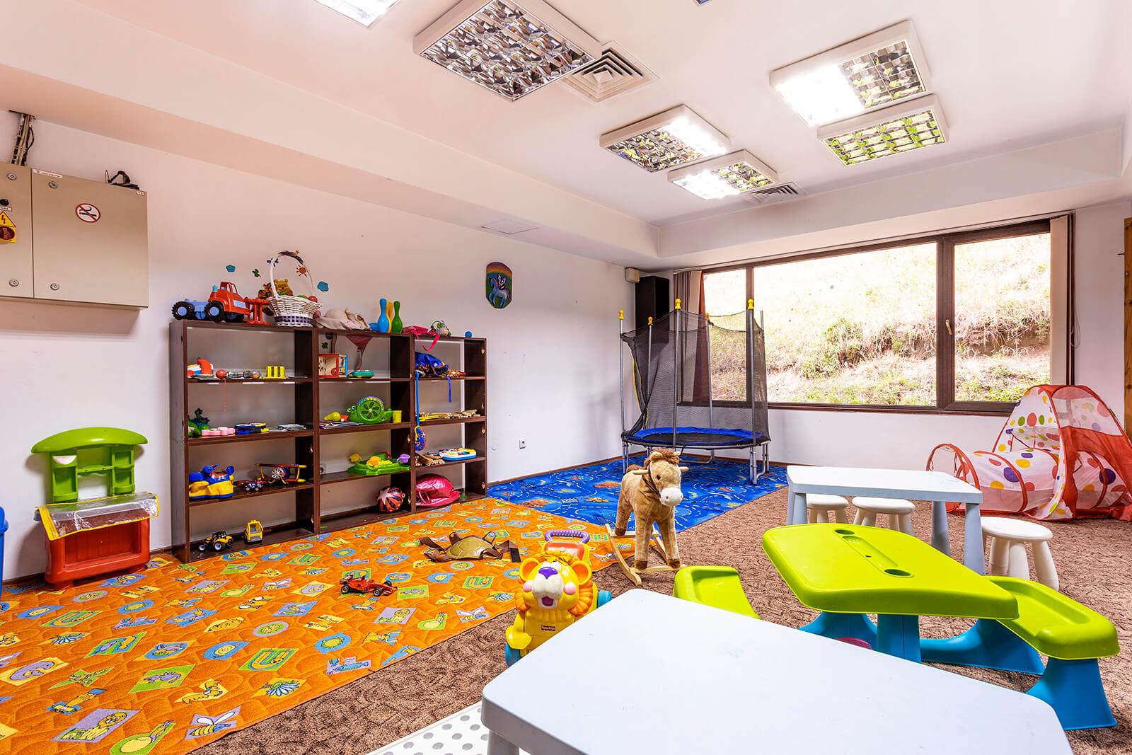 Спа хотел Аспа Вила 3* - детски кът