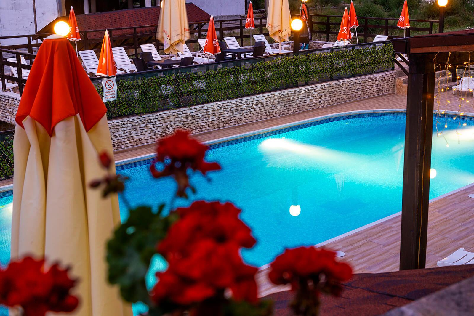Спа хотел Аспа Вила 3* - басейн
