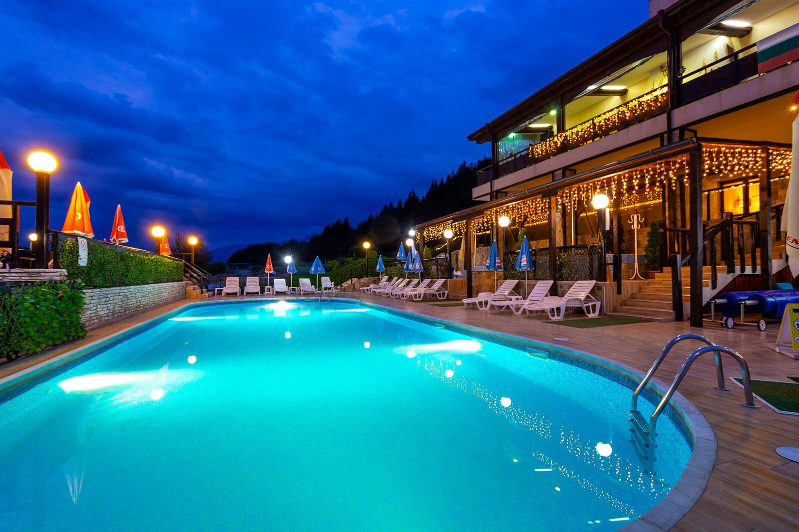 Спа хотел Аспа Вила 3* - общ изглед