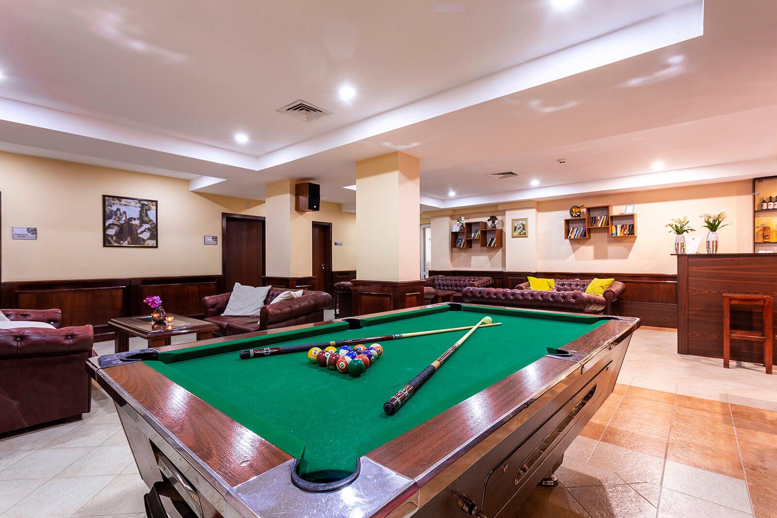Спа хотел Аспа Вила 3* - билярд