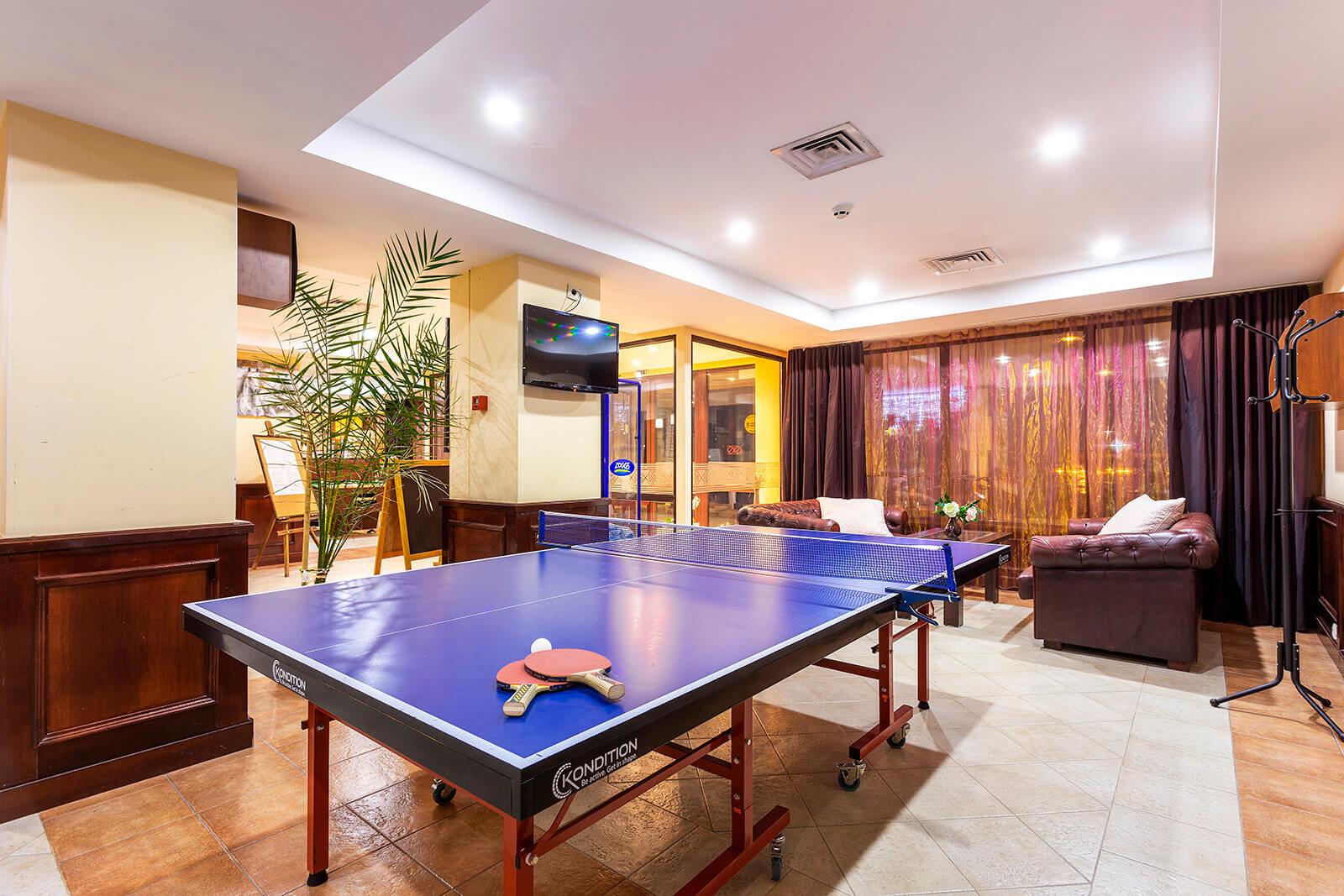 Спа хотел Аспа Вила 3* - тенис на маса