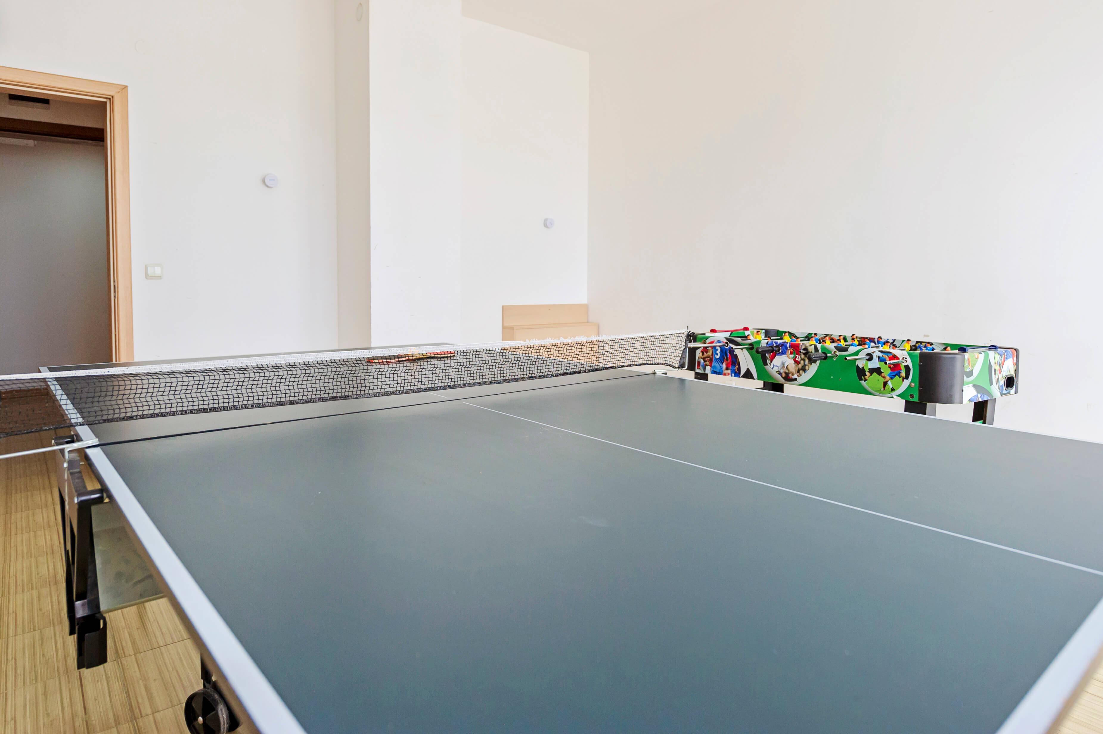 Севън Сийзънс Хотел и СПА - тенис на маса