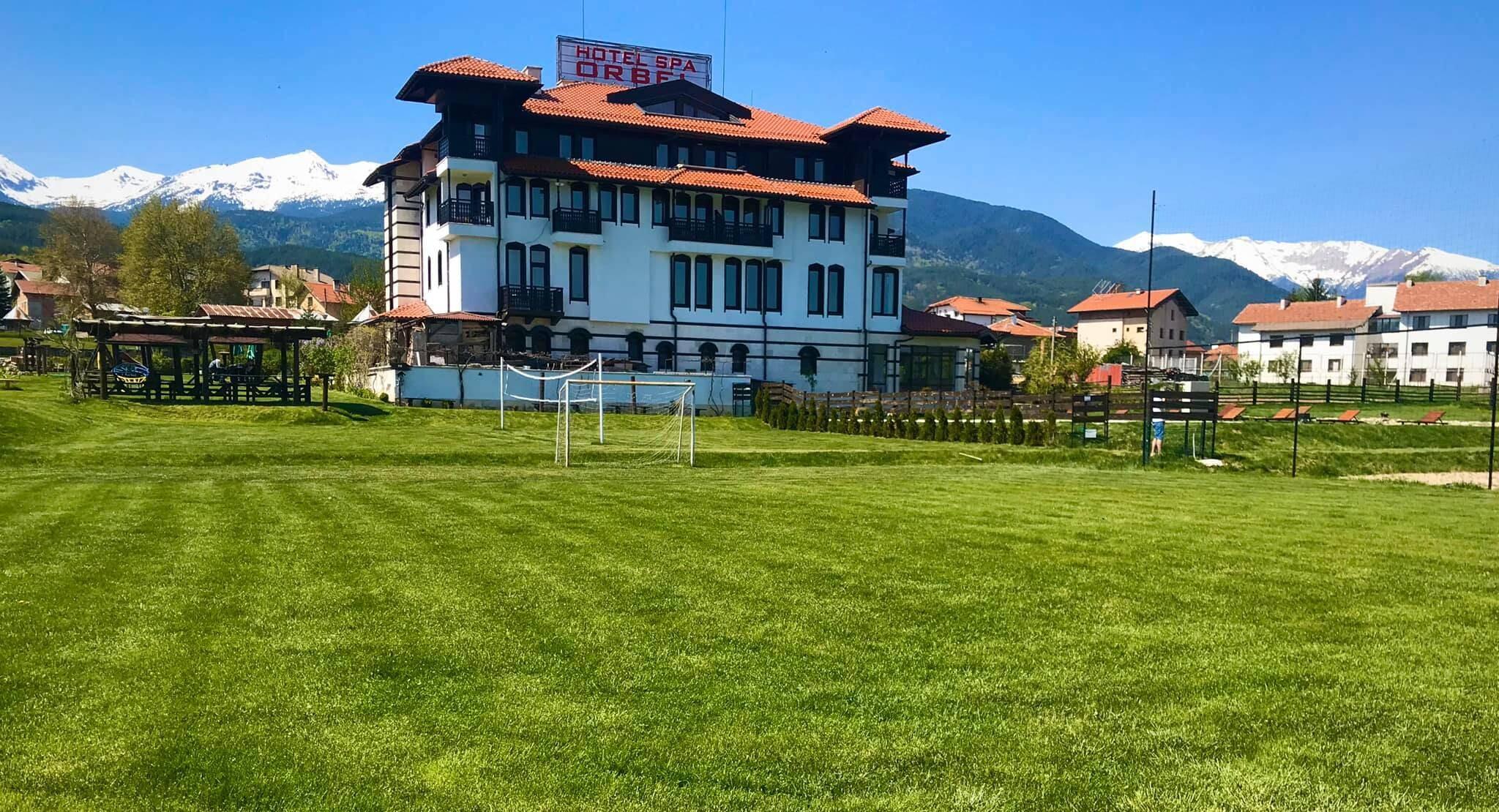 Хотел Орбел - Общ изглед