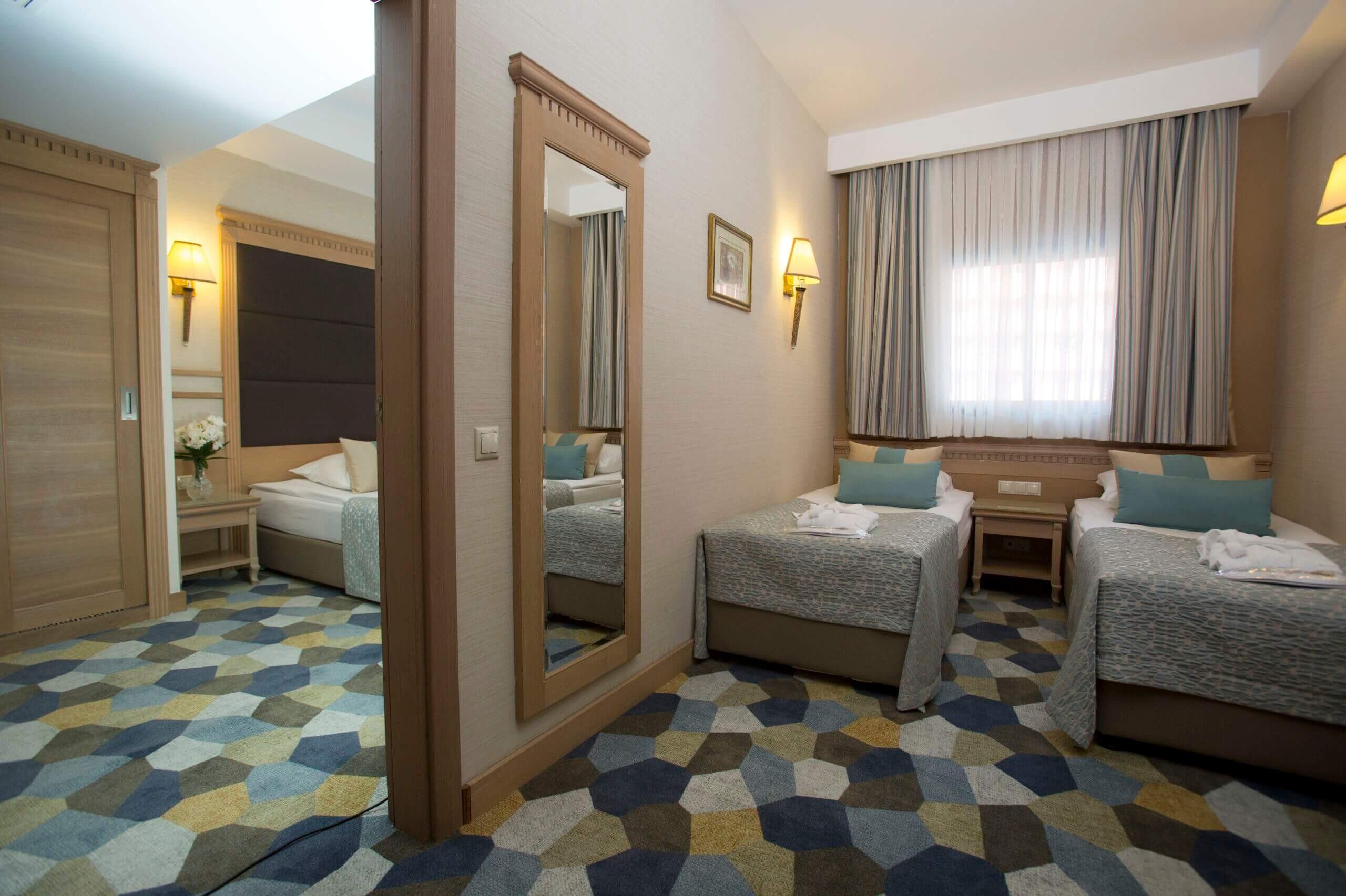Fame Residence Lara - стая