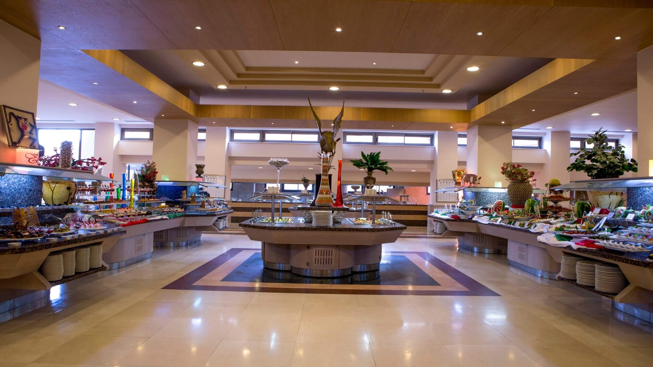 Fame Residence Lara - ресторант