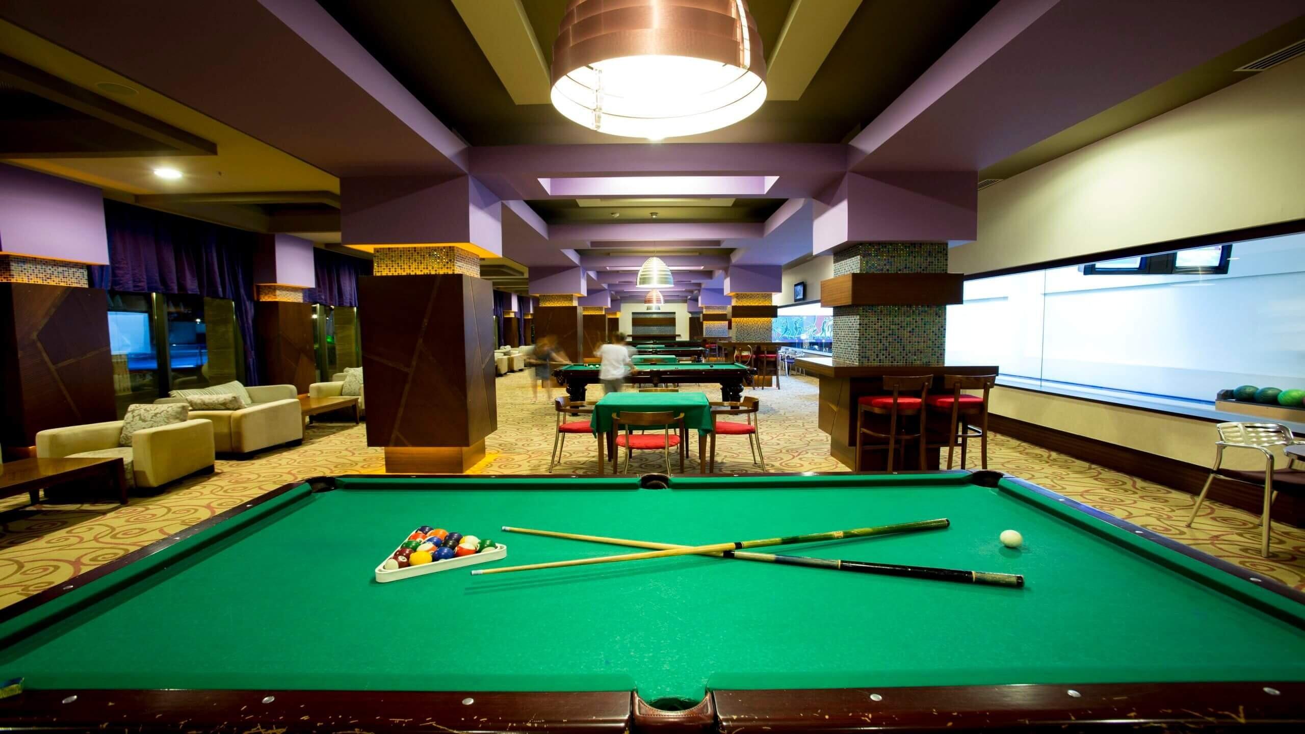 Fame Residence Lara - игрална зала