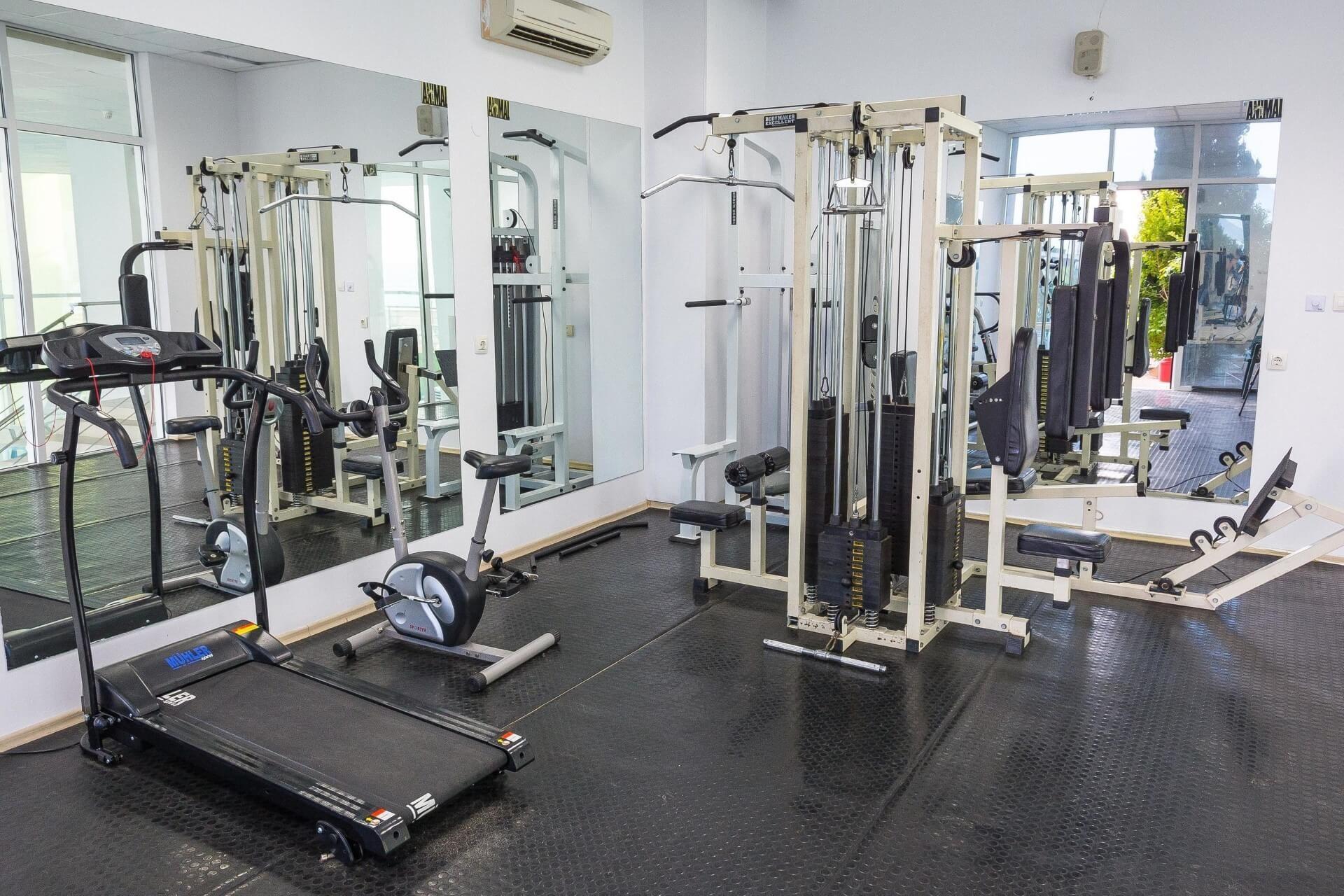 Хотел Арсена - фитнес