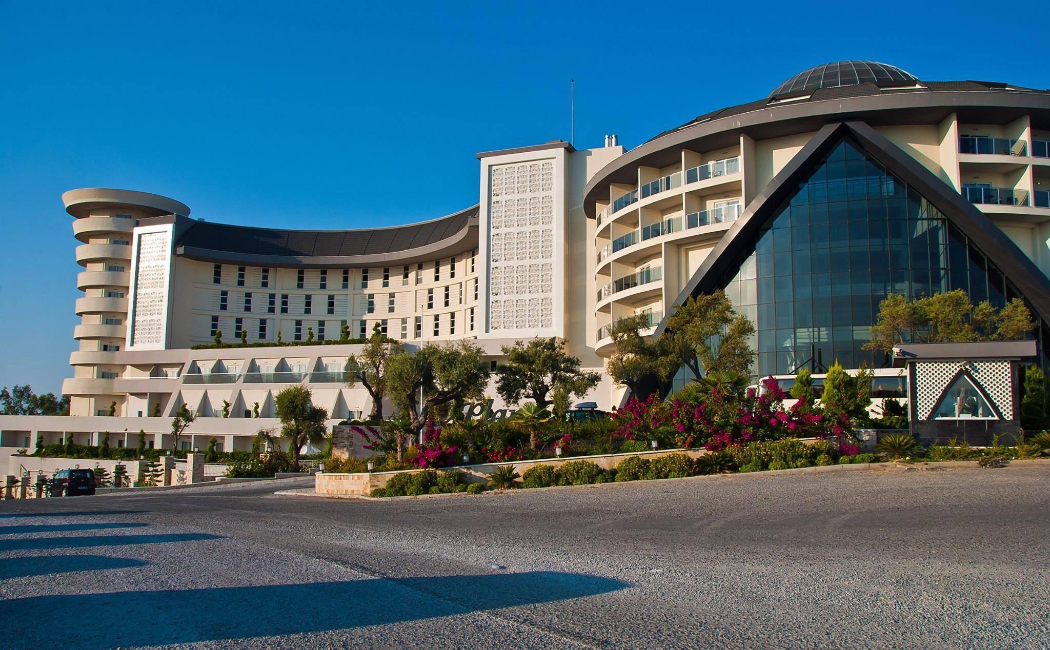 Seaden Sea Planet Resort & SPA  - общ изглед