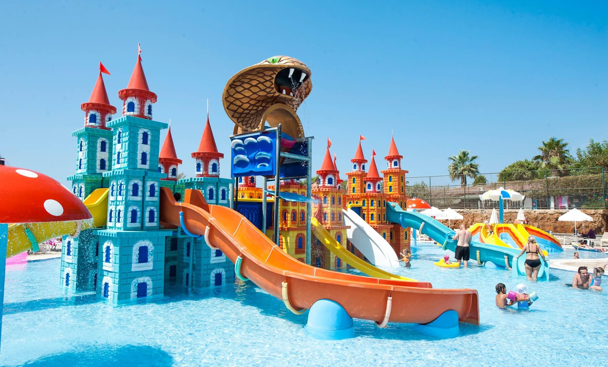 Seaden Sea Planet Resort & SPA  - басейн