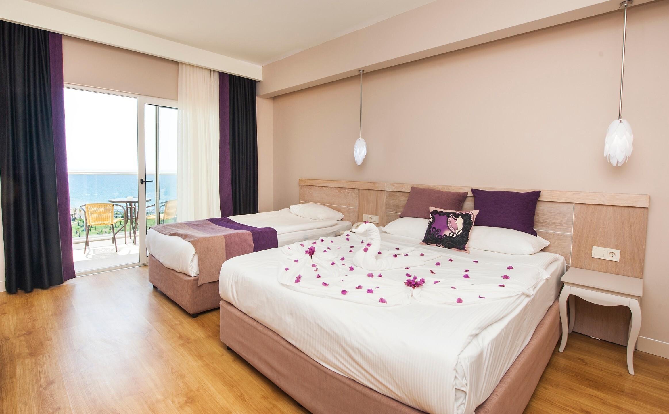 Seaden Sea Planet Resort & SPA  - стая