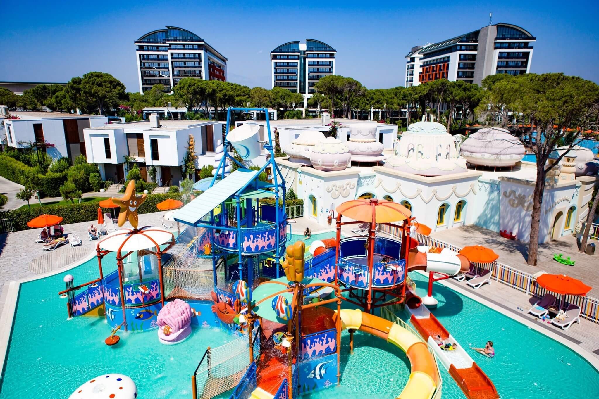 Trendy Lara - детски аквапарк