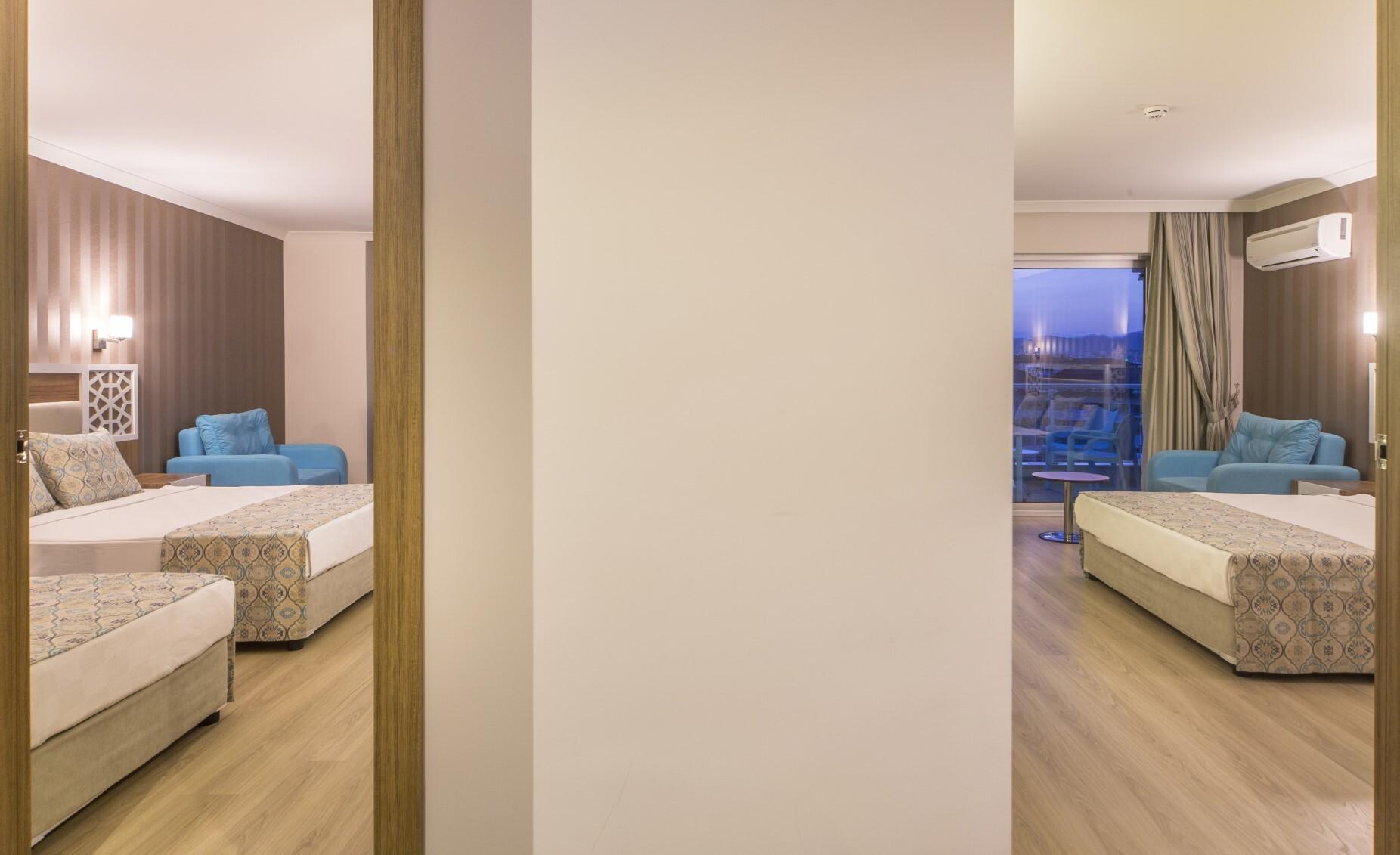 Lonicera Resort & Spa Hotel  - фамилна стая
