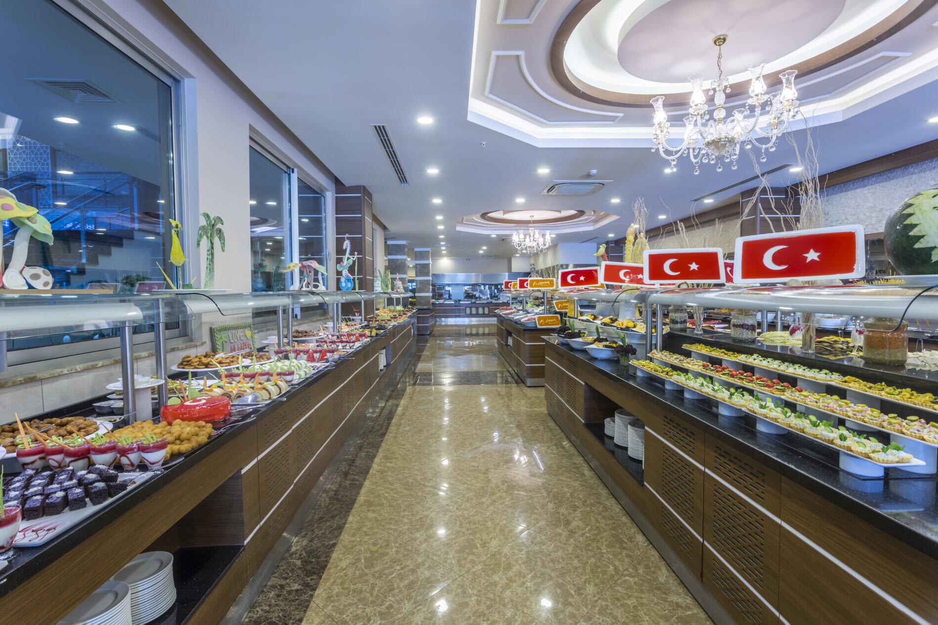 Lonicera Resort & Spa Hotel  - ресторант