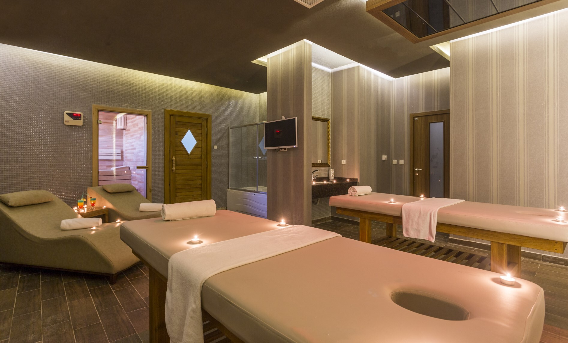 Lonicera Resort & Spa Hotel  - спа