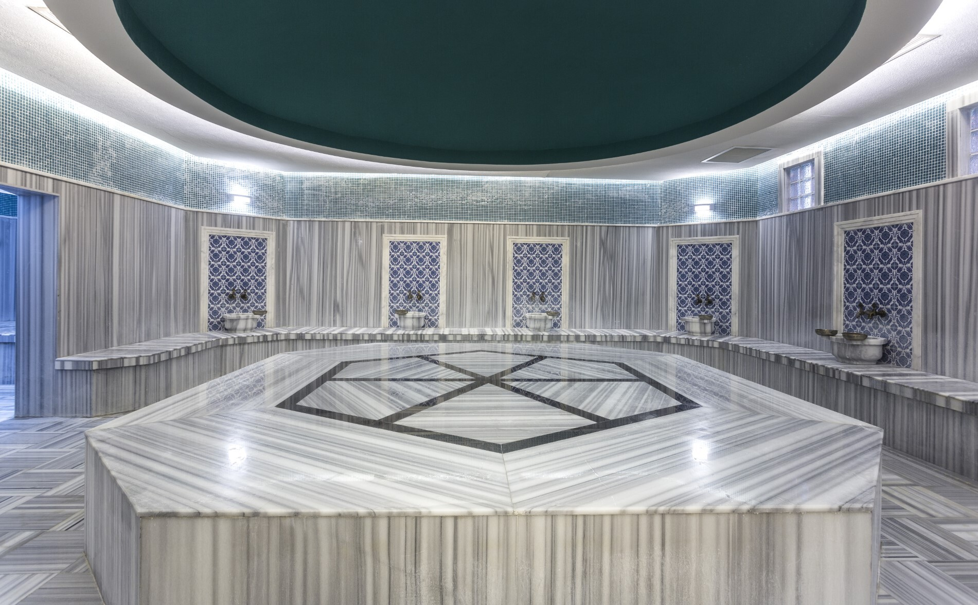 Lonicera Resort & Spa Hotel - турска баня