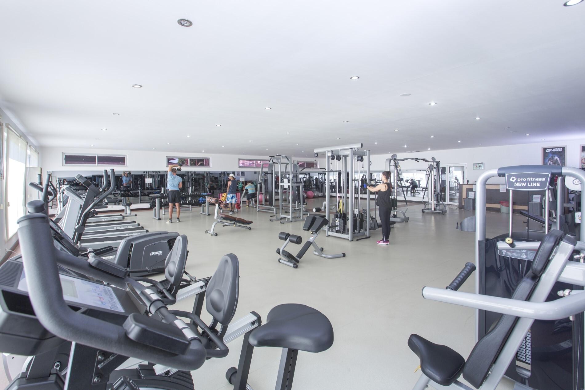 Lonicera Resort & Spa Hotel - фитнес