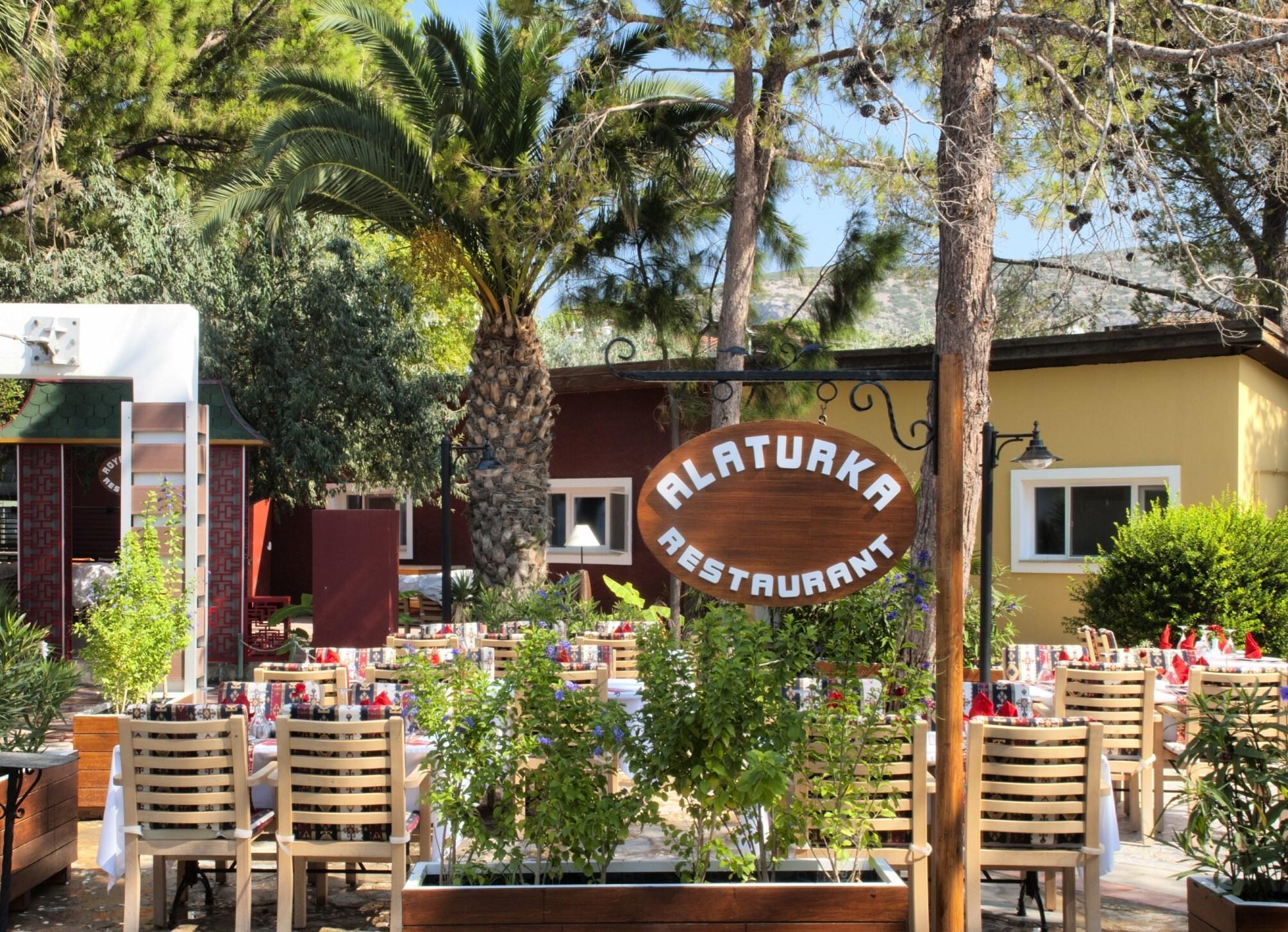 Ephesia Holiday Beach - турски ресторант