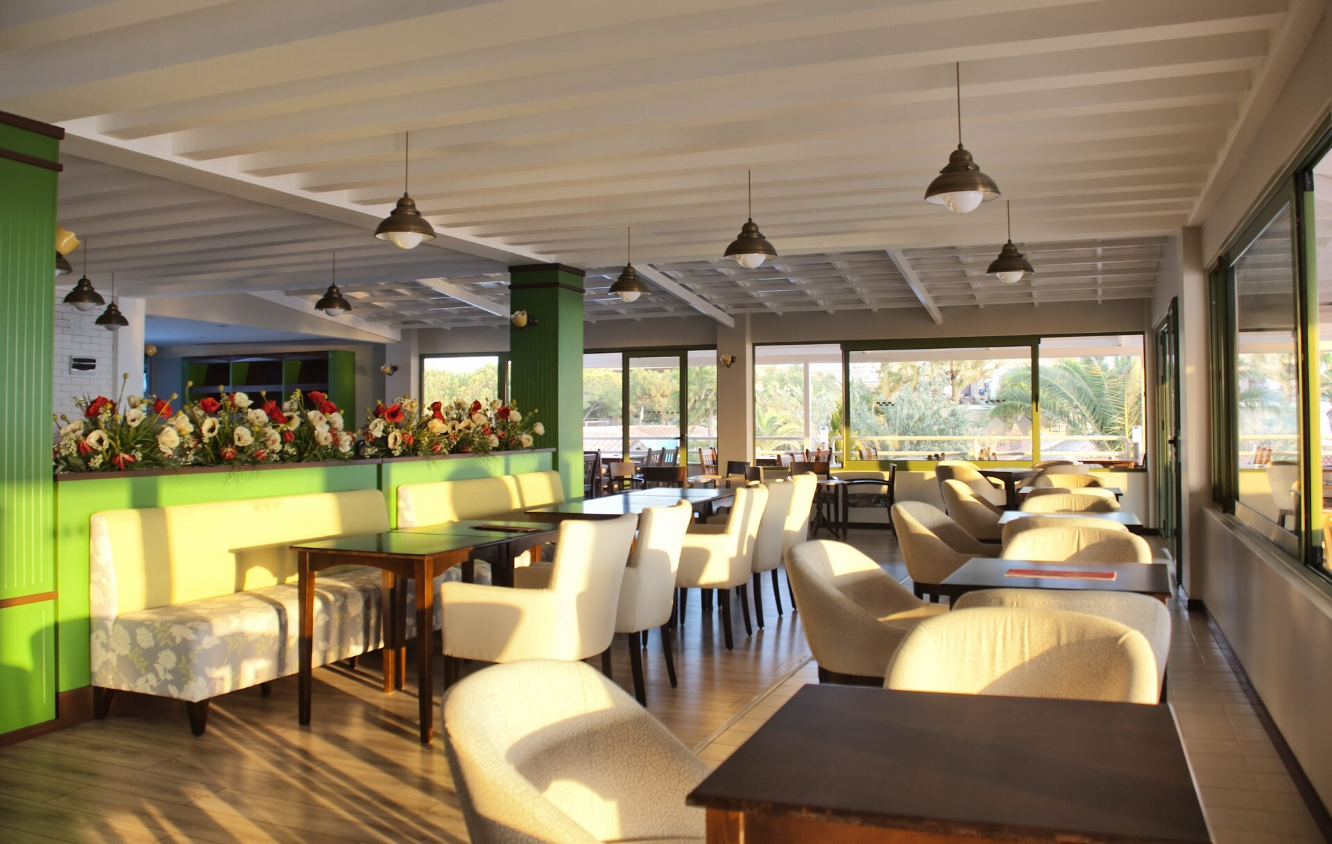 Ephesia Holiday Beach - лаундж бар