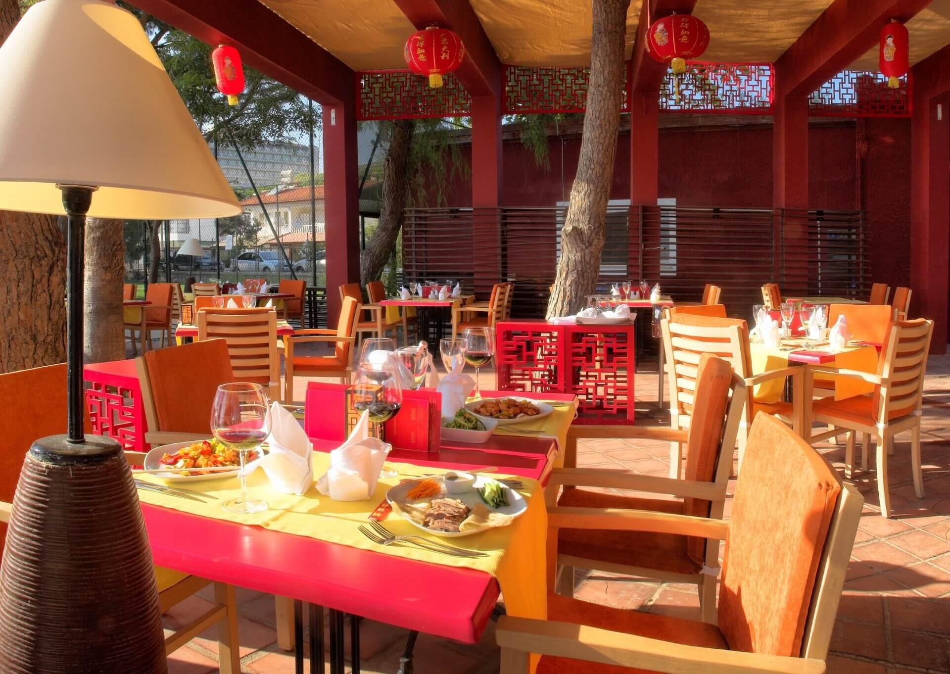 Ephesia Holiday Beach - китайски ресторант