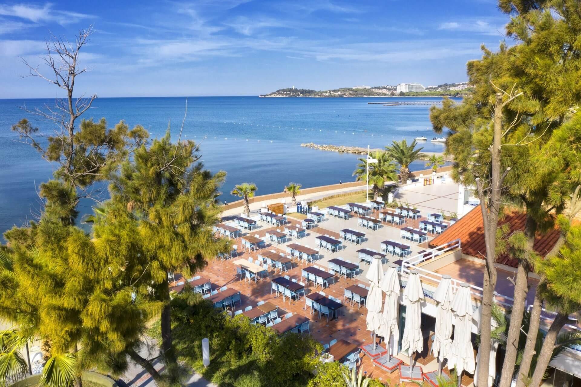 Ephesia Holiday Beach - ресторант