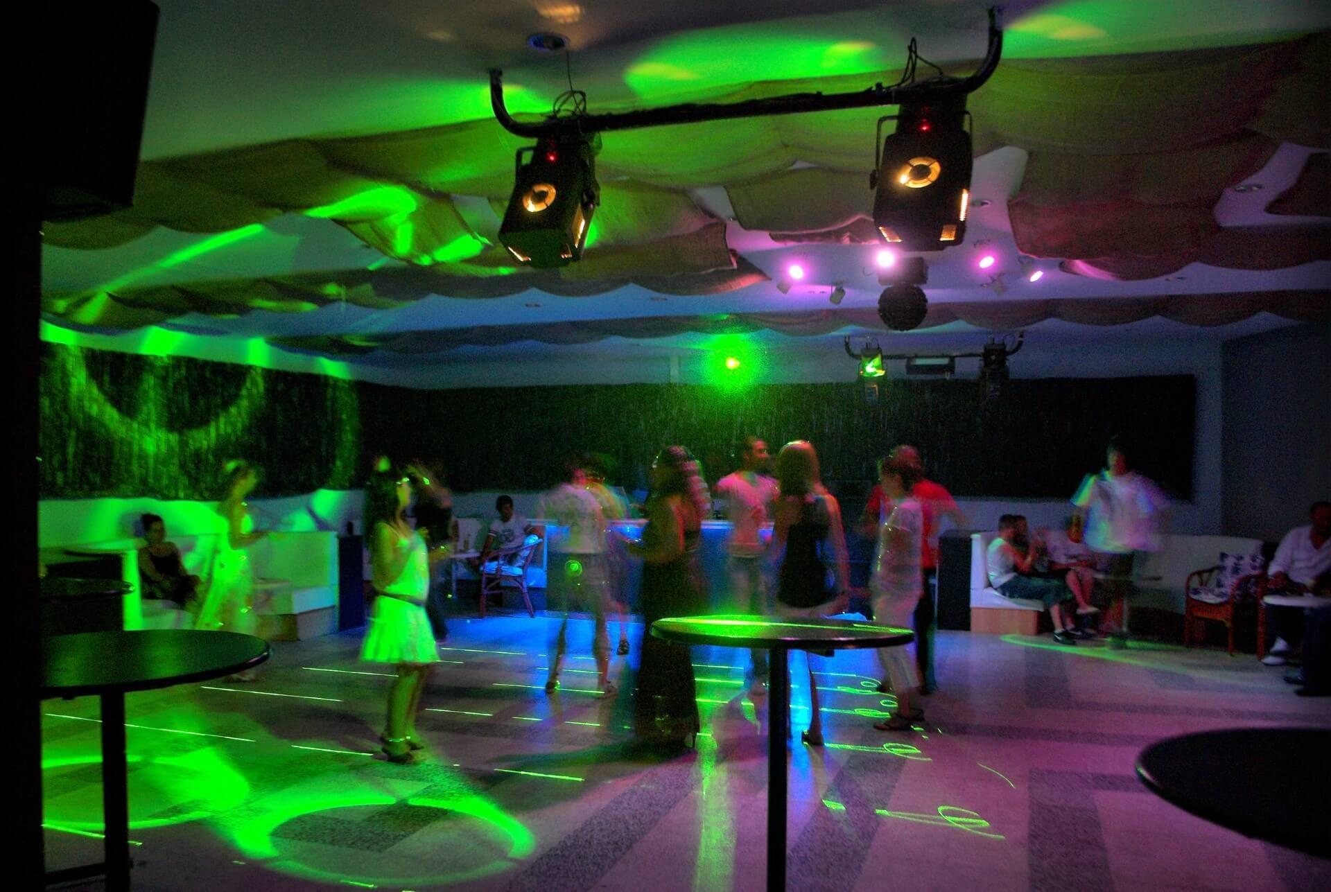 Ephesia Holiday Beach - нощен бар