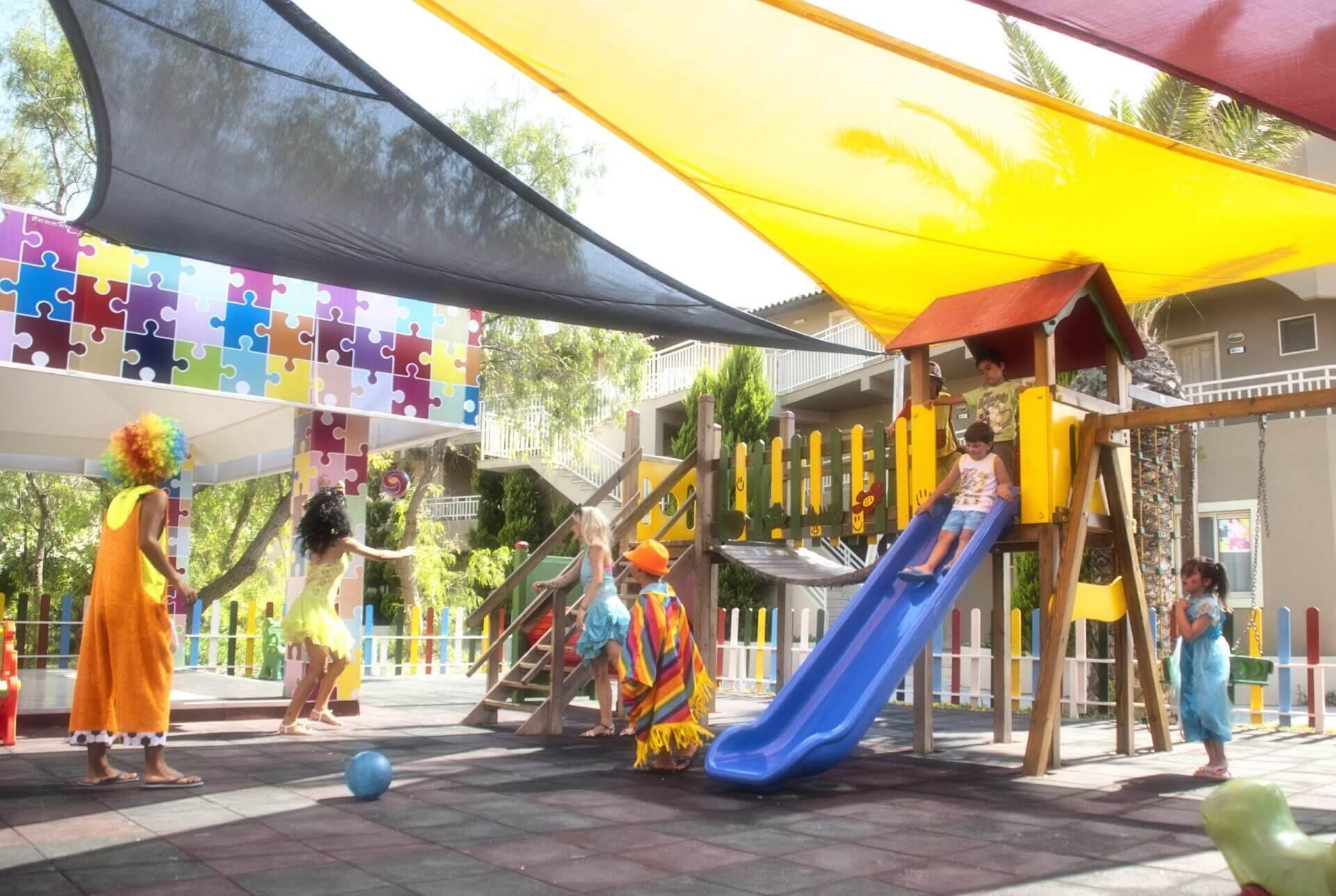 Ephesia Holiday Beach - детска площадка