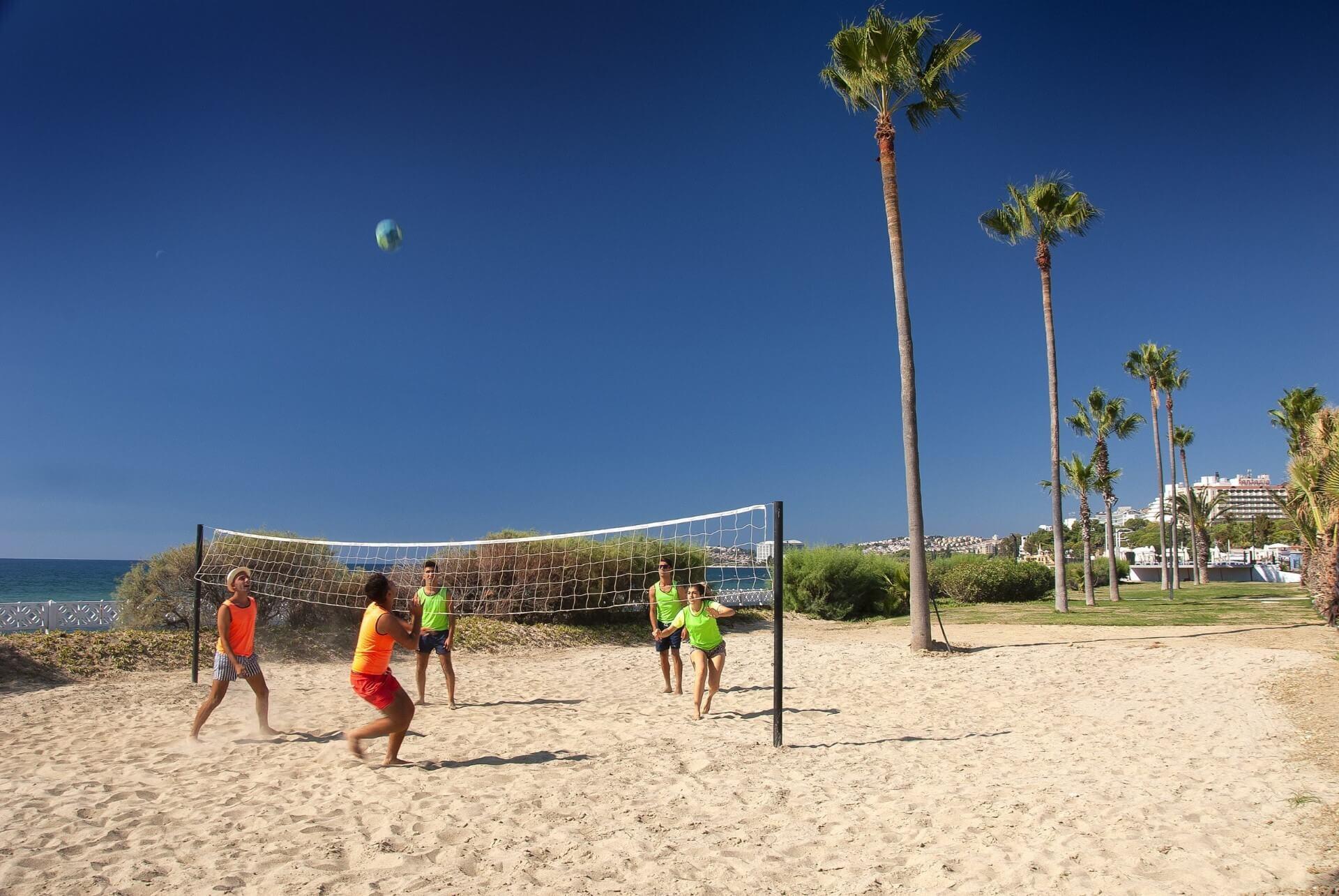 Ephesia Holiday Beach - плажен волейбол