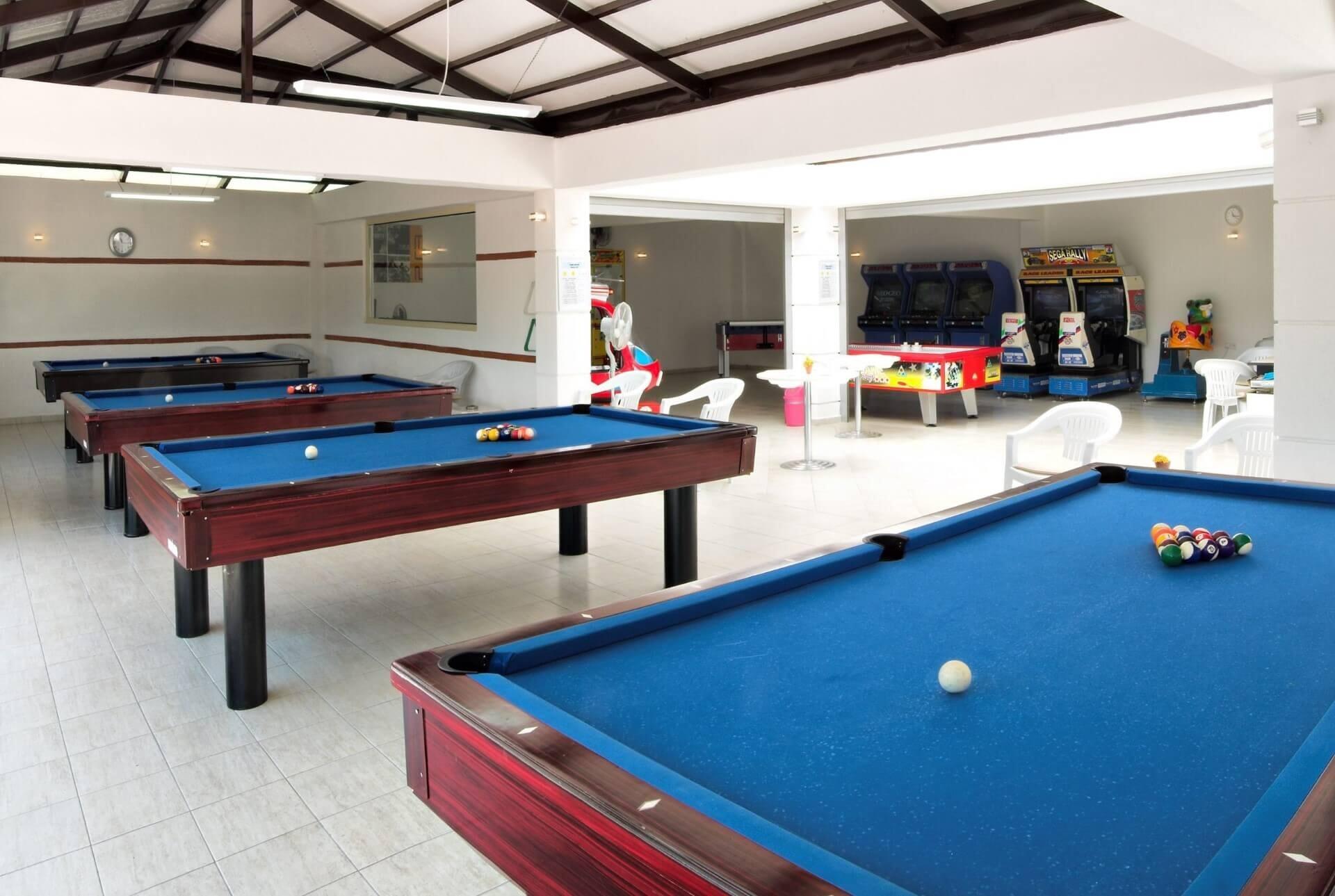 Ephesia Holiday Beach - зала с игри